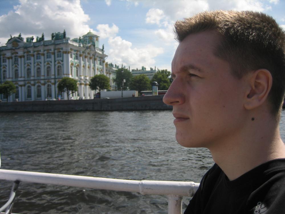 🇷🇺 Saint Petersburg, Russia, july 2008.
