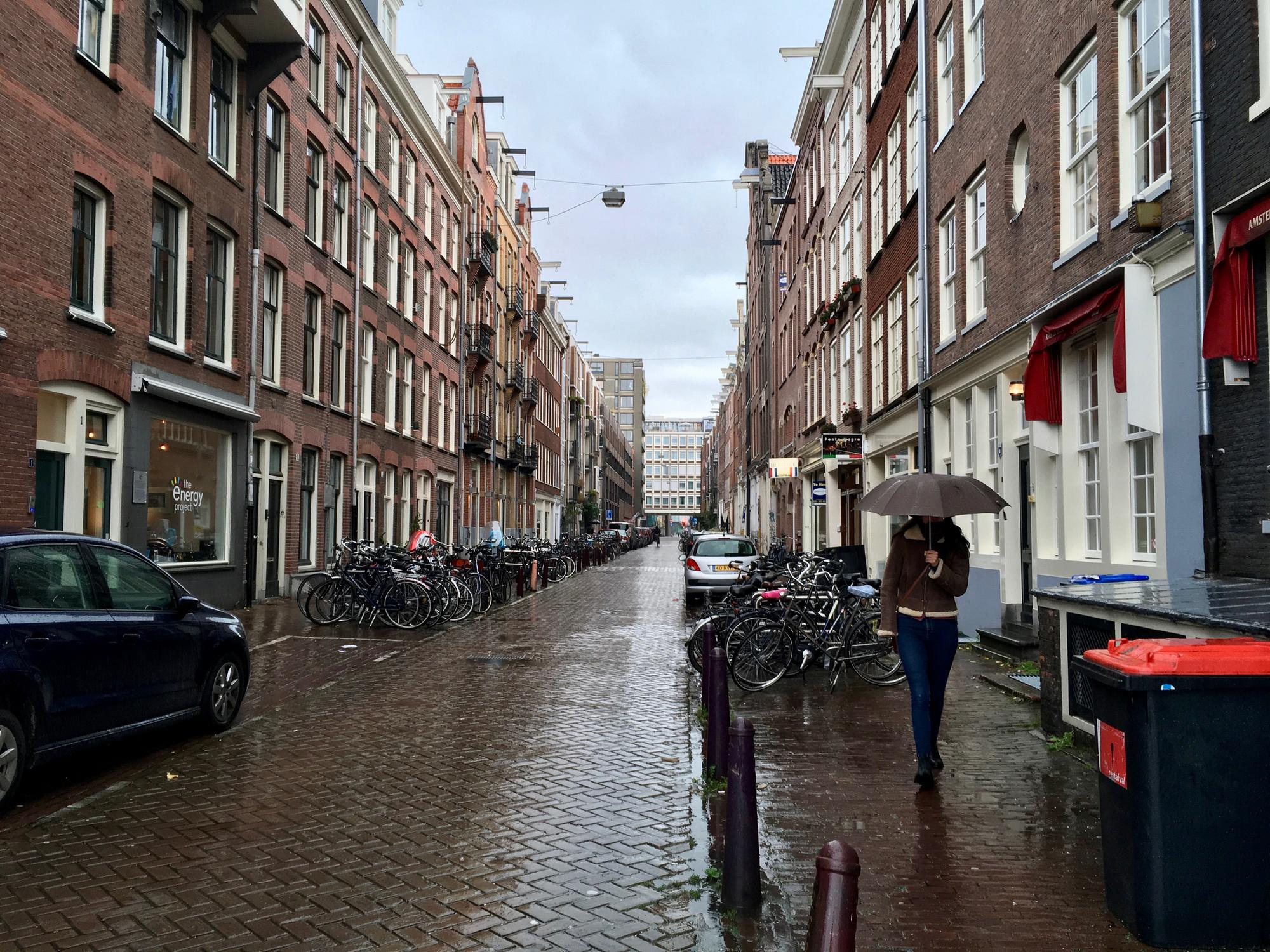 🇳🇱 Амстердам, Нидерланды, ноябрь 2016.