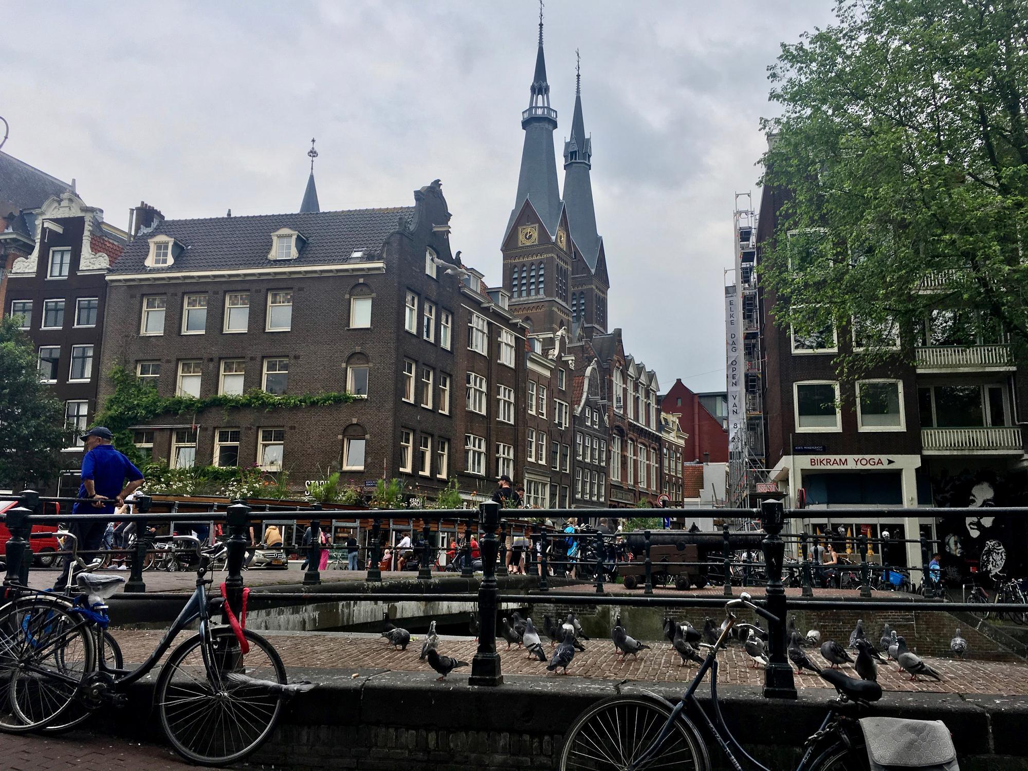 🇳🇱 Amsterdam, Netherlands, july 2017.