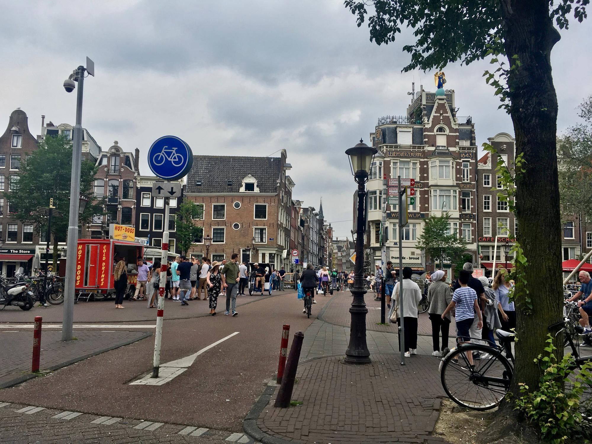 🇳🇱 Amsterdam, Netherlands, july 2017.
