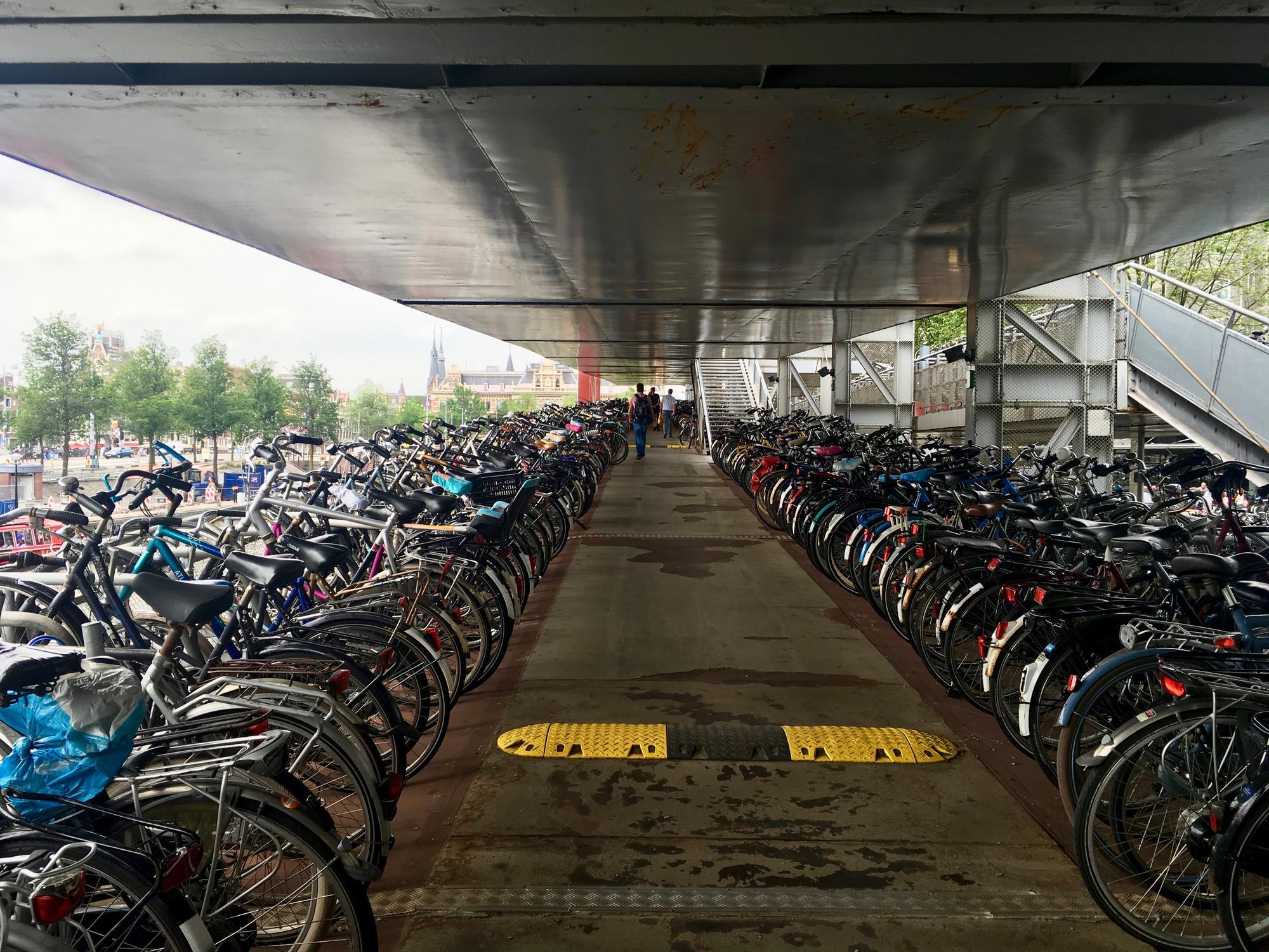 🇳🇱 Амстердам, Нидерланды, июль 2017.
