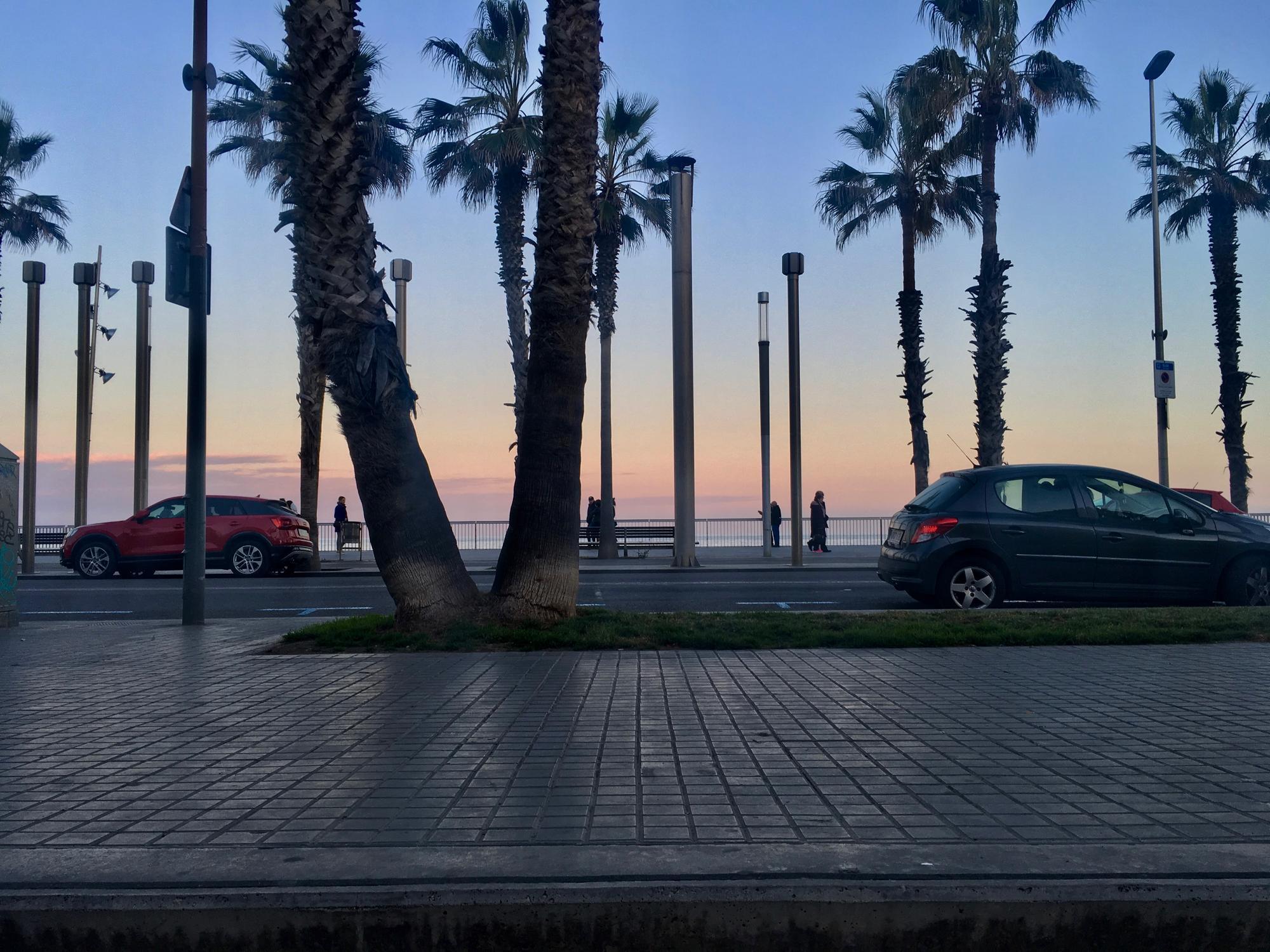 🇪🇸 Барселона, Испания, март 2019.