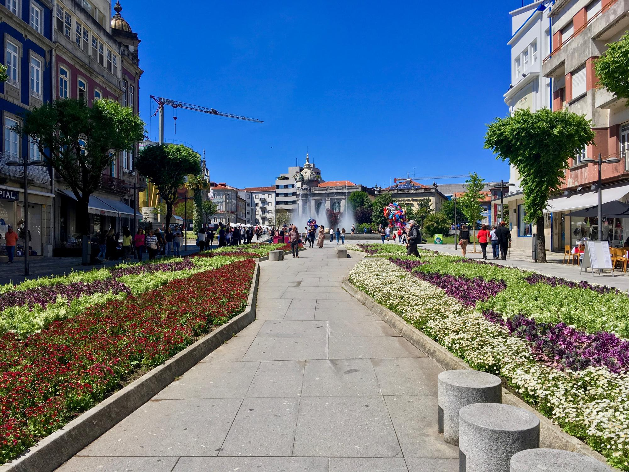 🇵🇹 Брага, Португалия, май 2019.