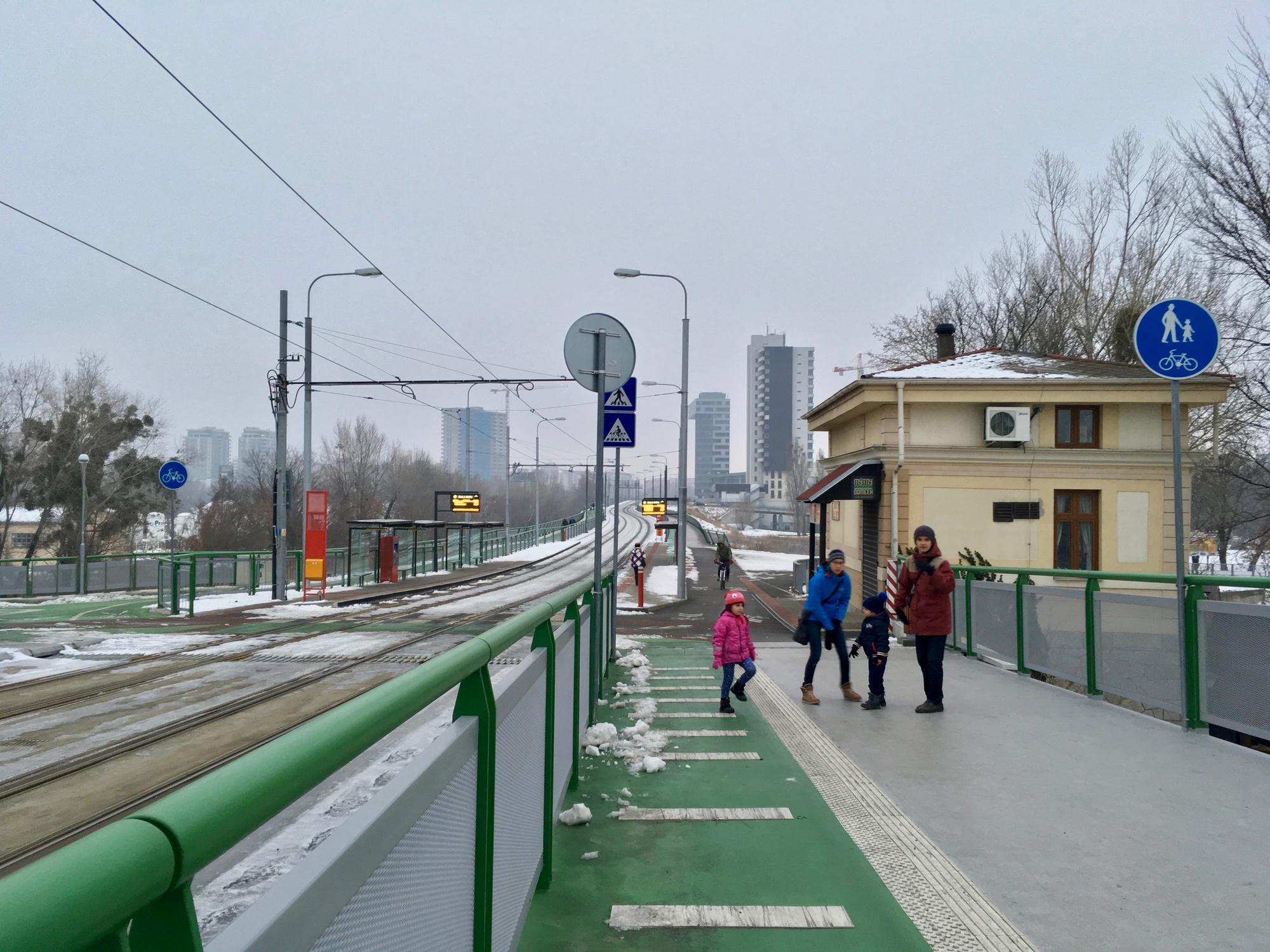 🇸🇰 Bratislava, Slovakia, january 2017.