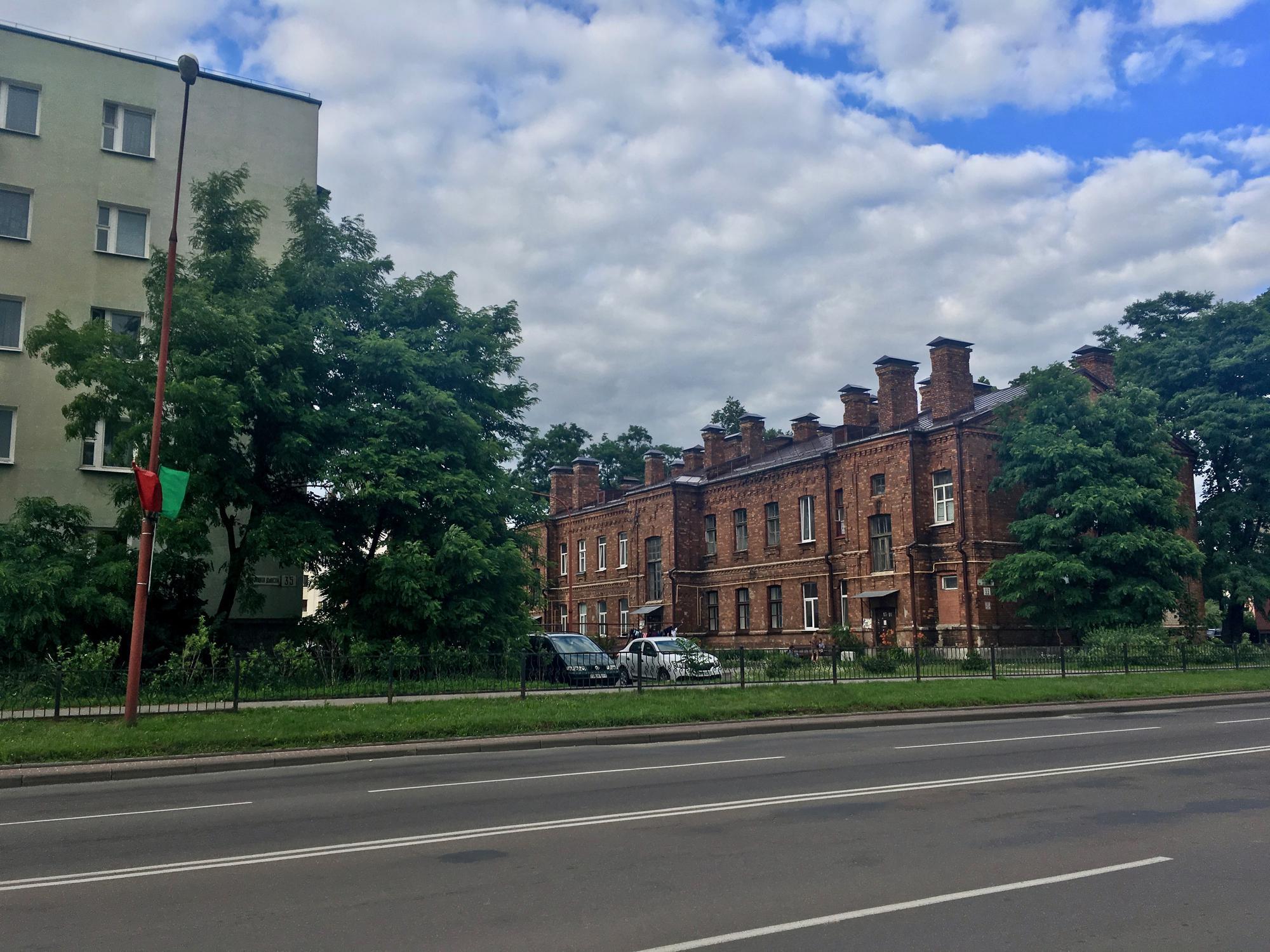 🇧🇾 Brest, Belarus, july 2017.
