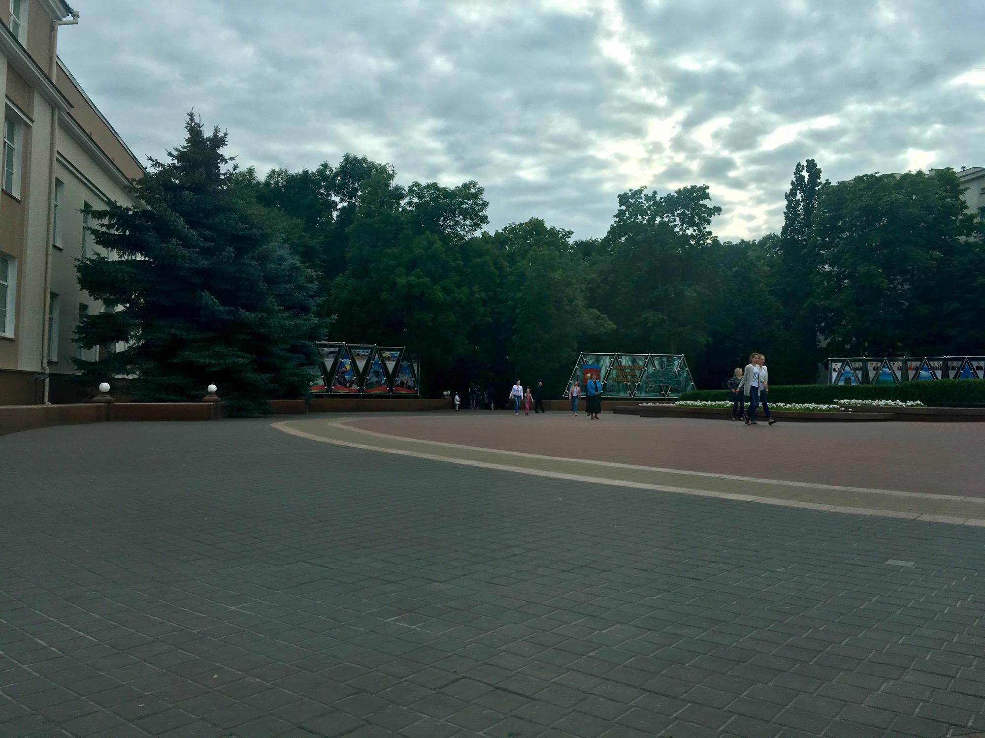 🇧🇾 Брест, Беларусь, июль 2017.