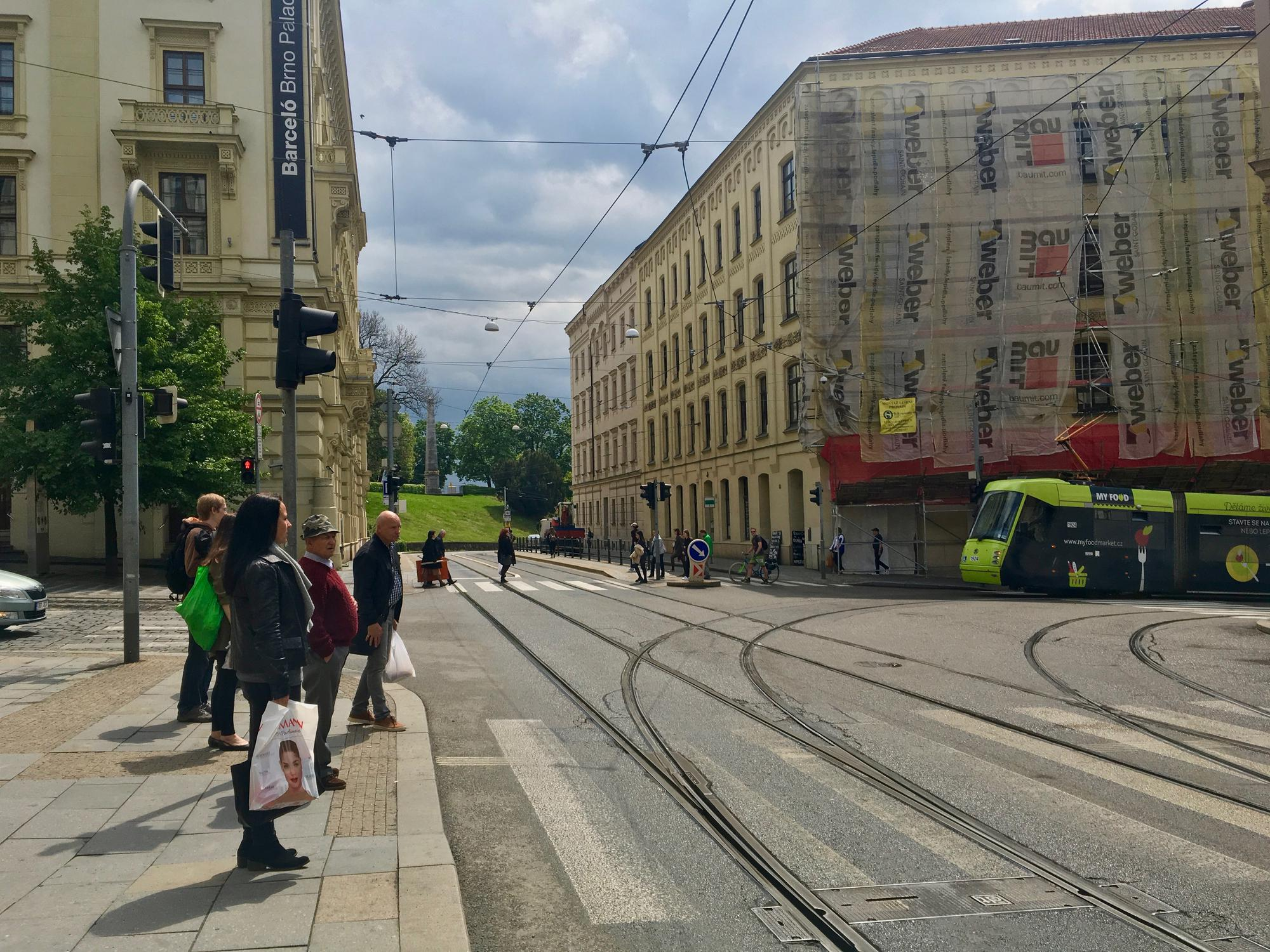🇨🇿 Brno, Czech Republic, may 2017.
