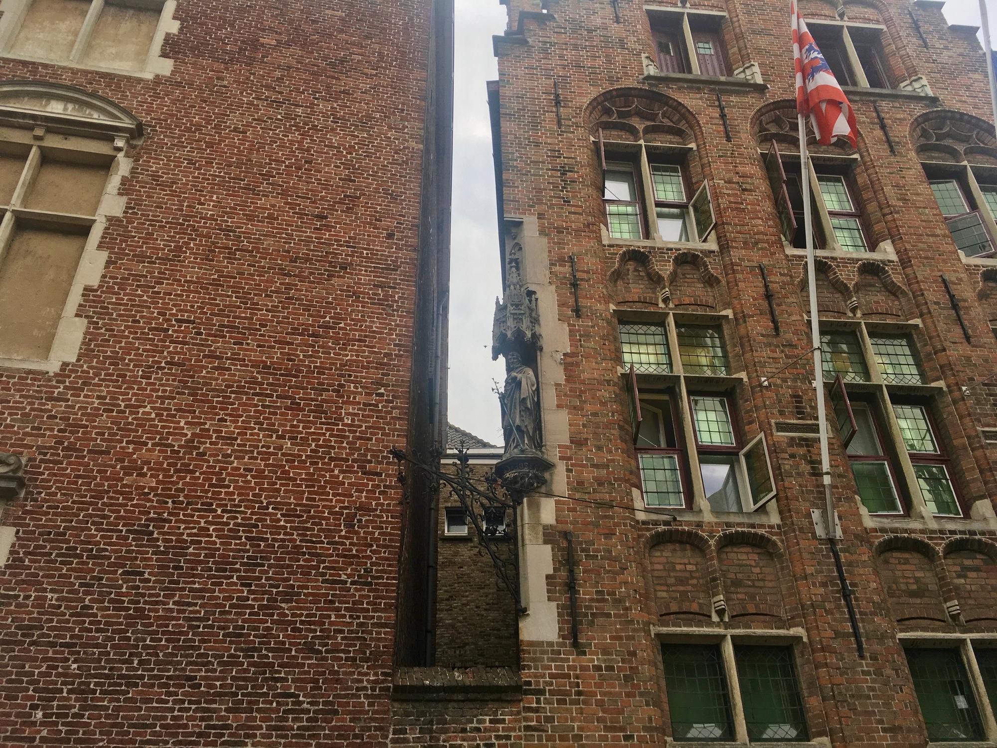 🇧🇪 Bruges, Belgium, july 2017.