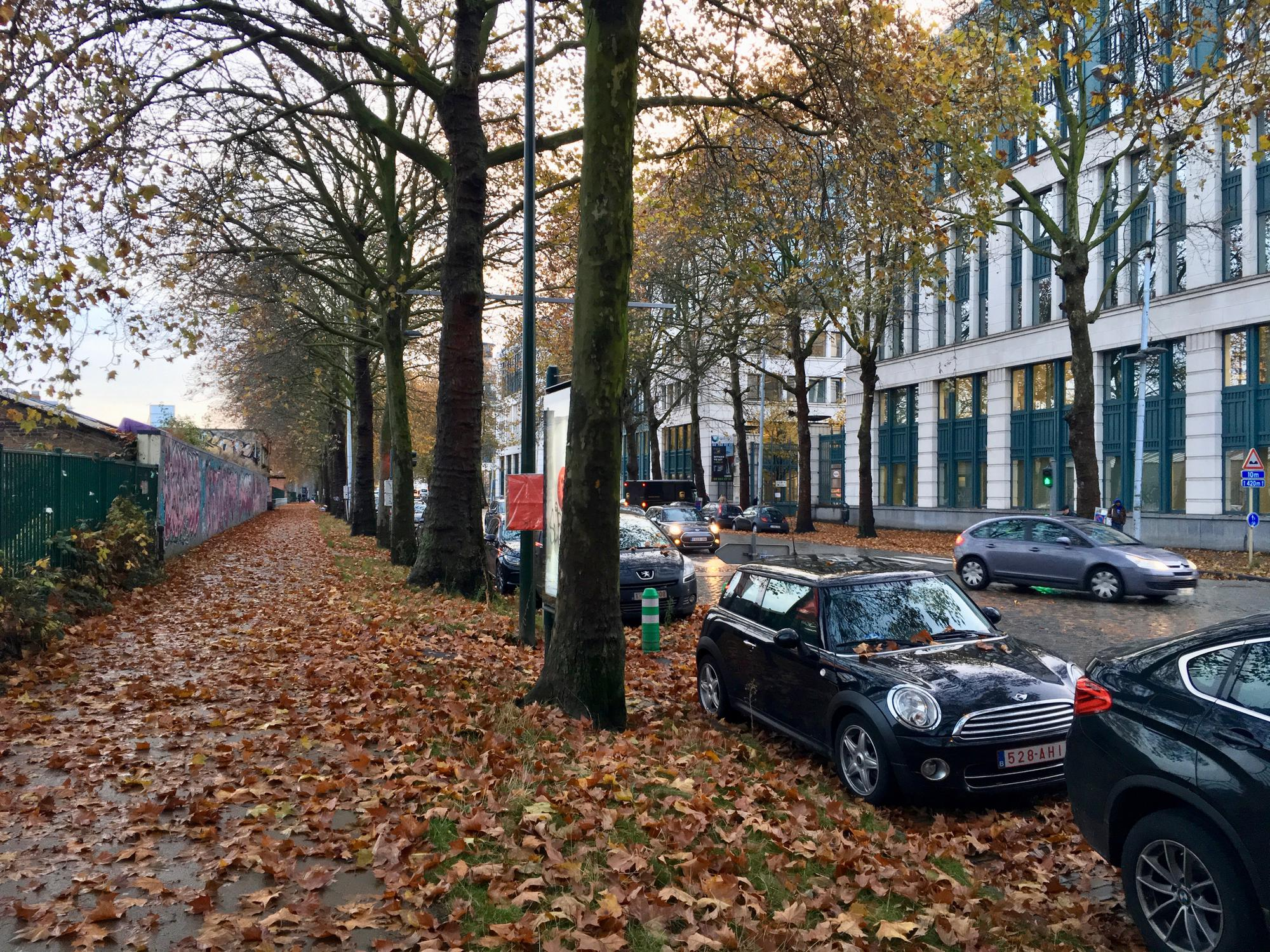 🇧🇪 Brussels, Belgium, november 2016.