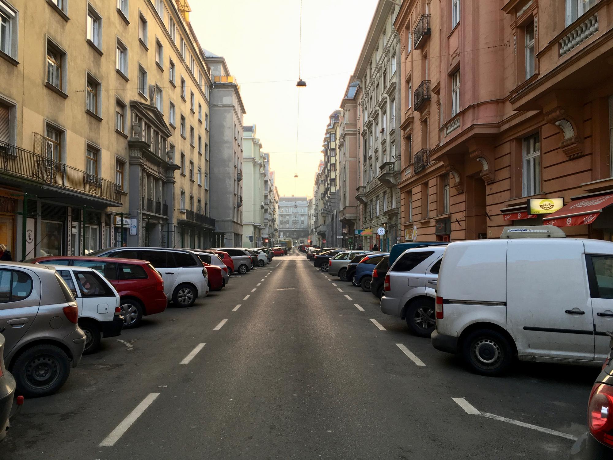 🇭🇺 Будапешт, Венгрия, январь 2017.
