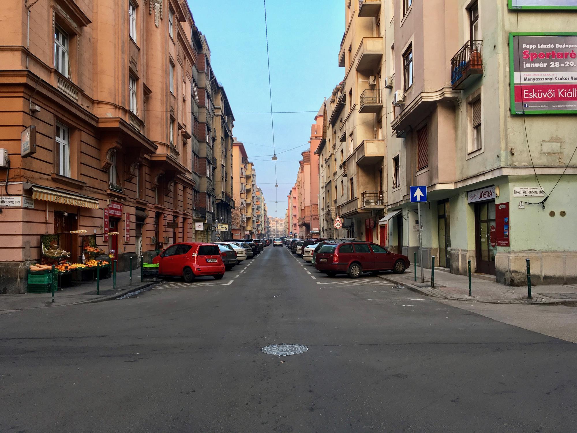 🇭🇺 Budapest, Hungary, january 2017.