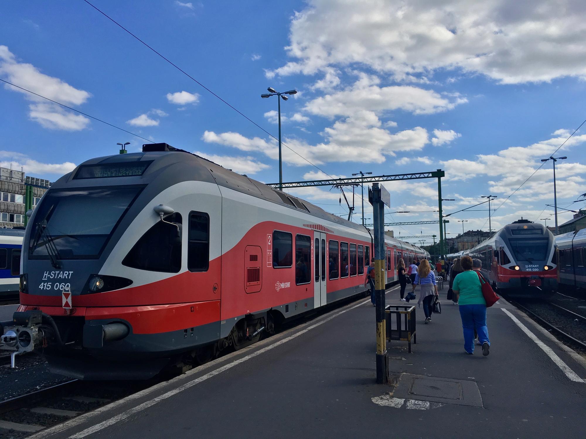 🇭🇺 Будапешт, Венгрия, сентябрь 2017.