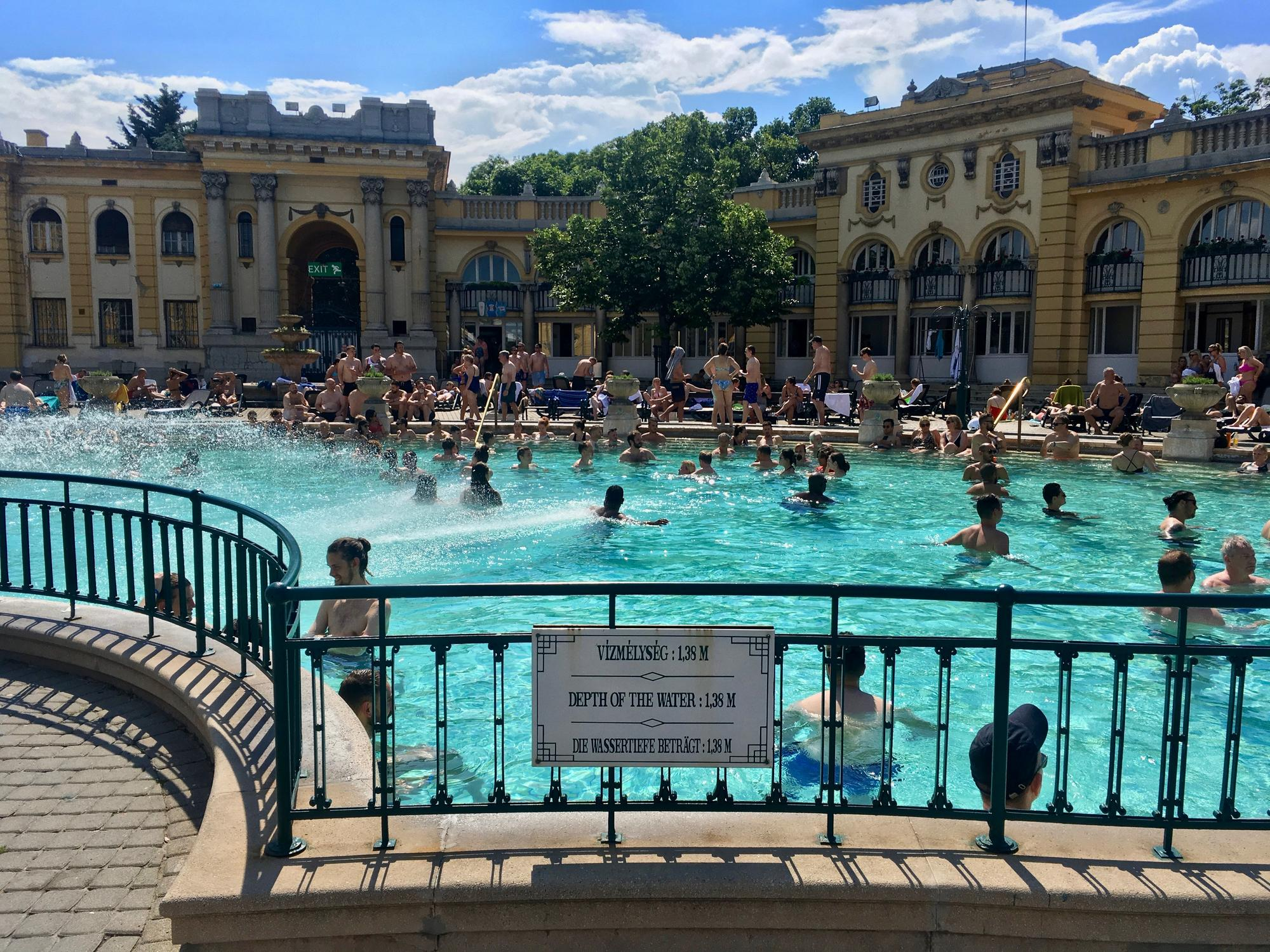 🇭🇺 Будапешт, Венгрия, май 2019.