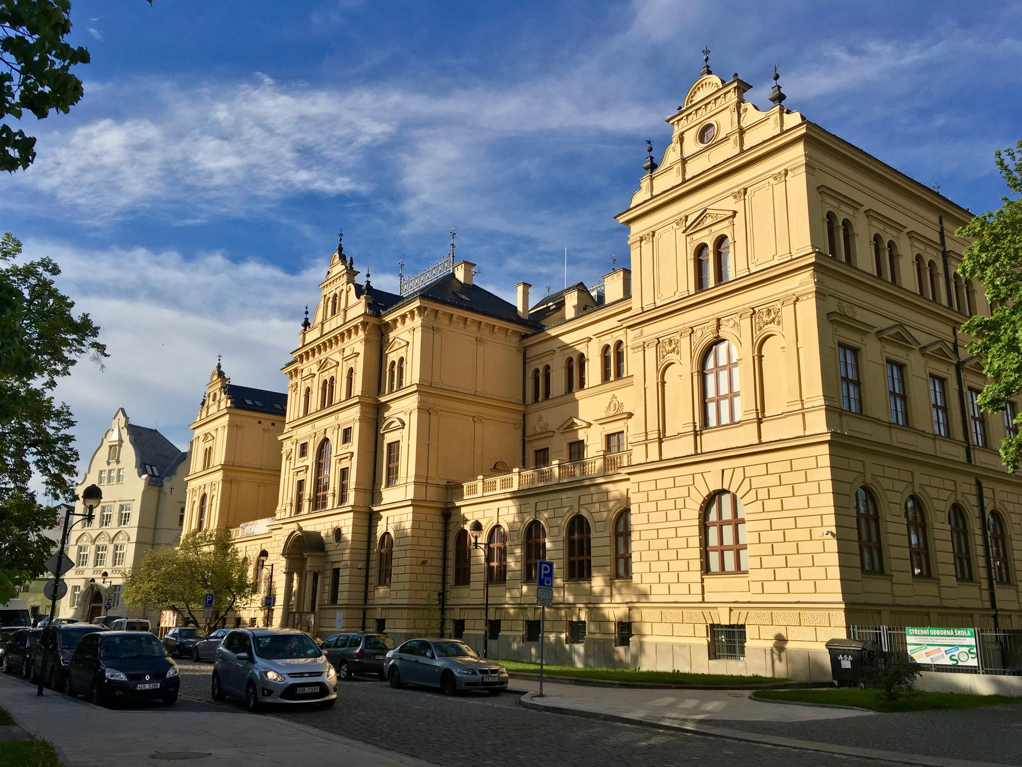 🇨🇿 Ческе-Будеёвице, Чехия, май 2017.