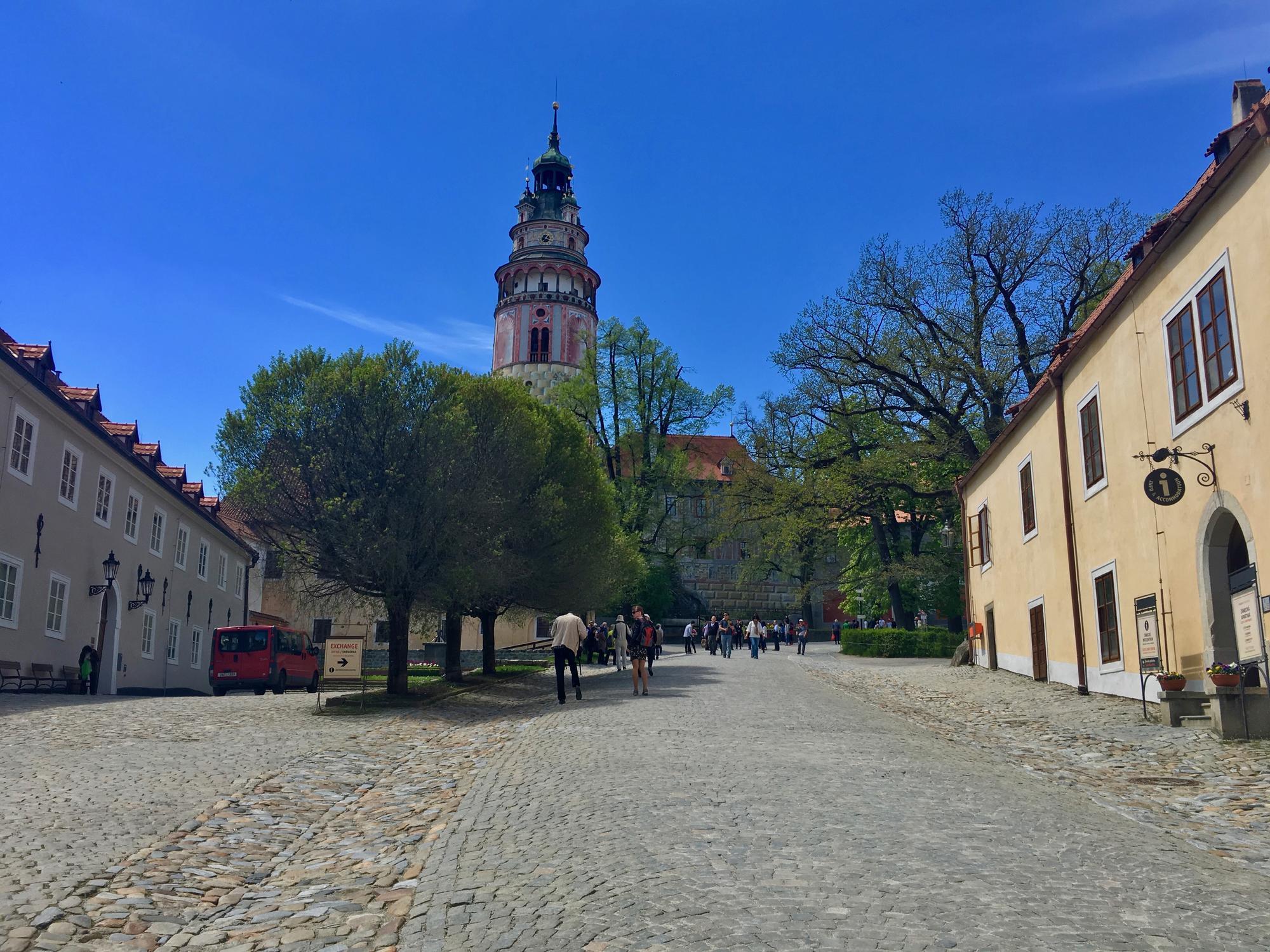 🇨🇿 Чески-Крумлов, Чехия, май 2017.