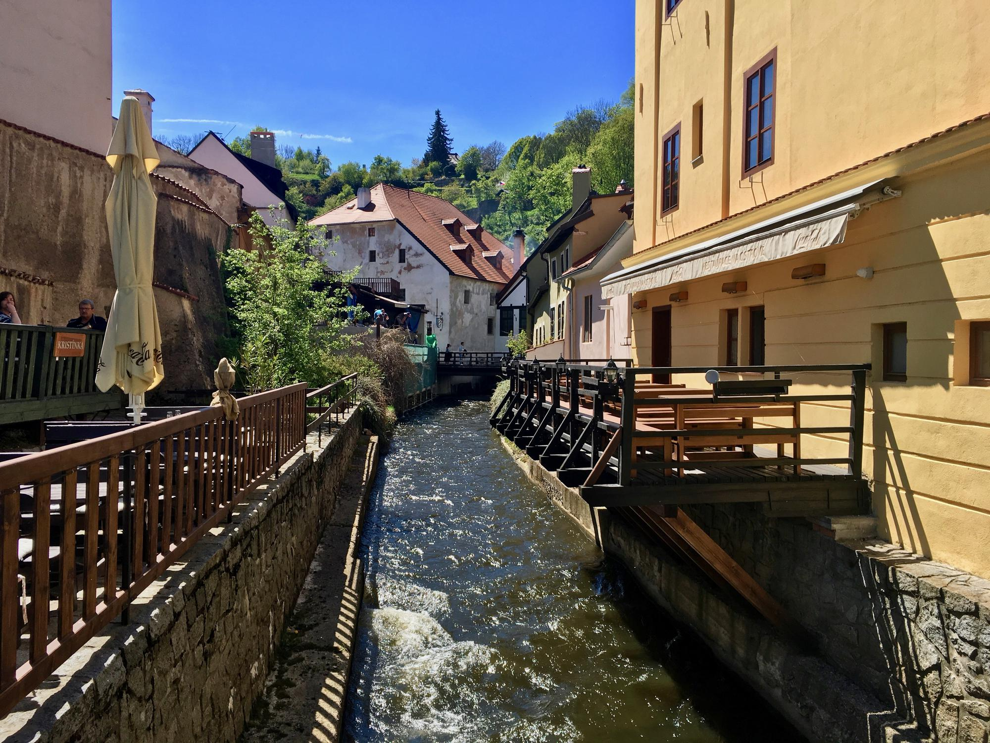 🇨🇿 Cesky Krumlov, Czech Republic, may 2017.