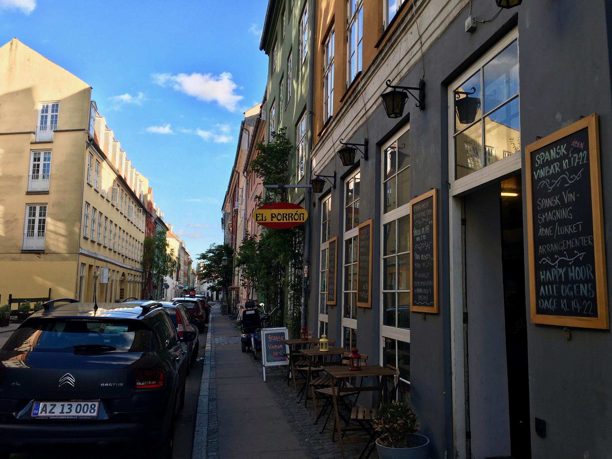 🇩🇰 Copenhagen, Denmark, may 2017.
