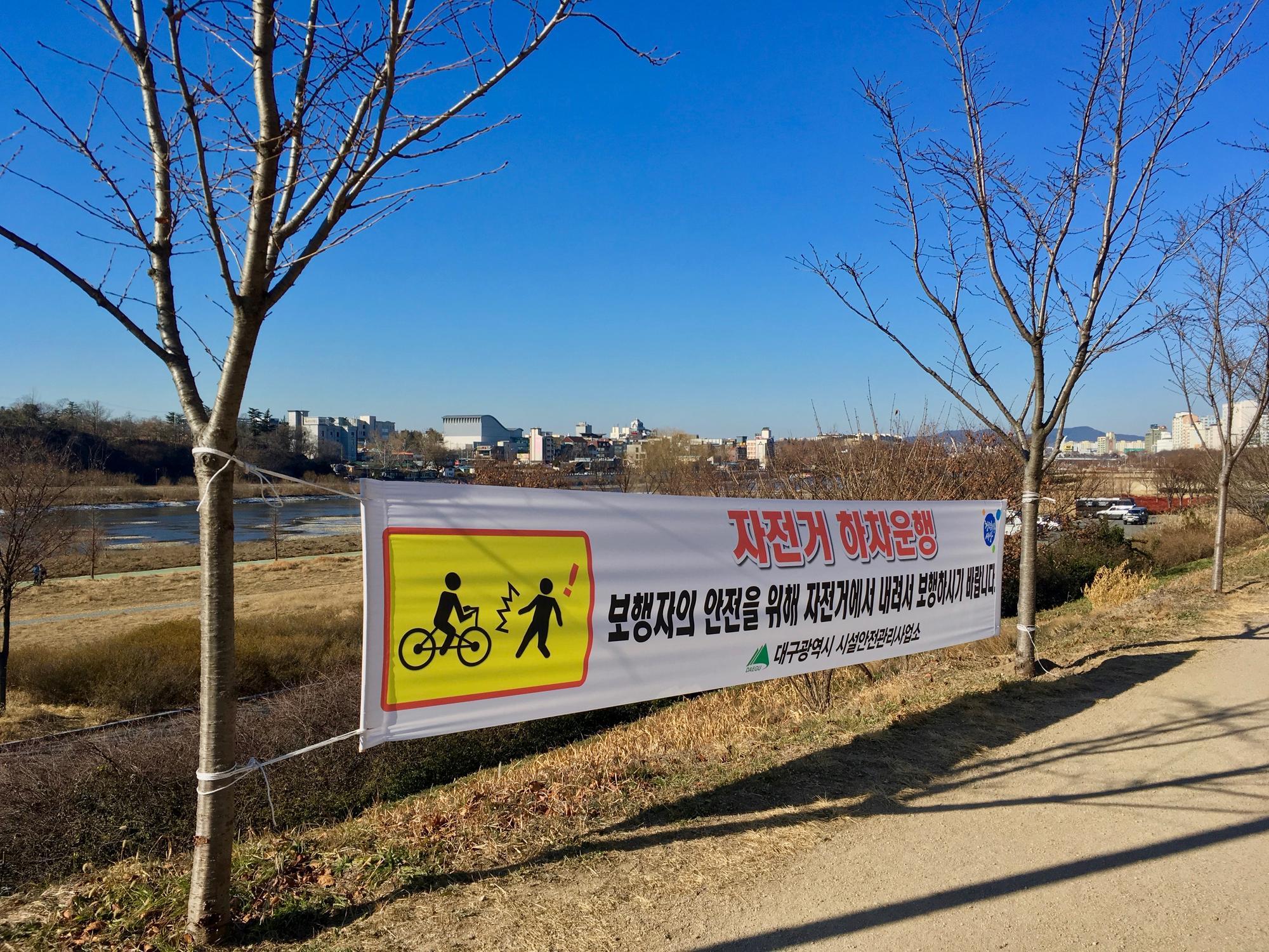 🇰🇷 Тэгу, Южная Корея, январь 2019.