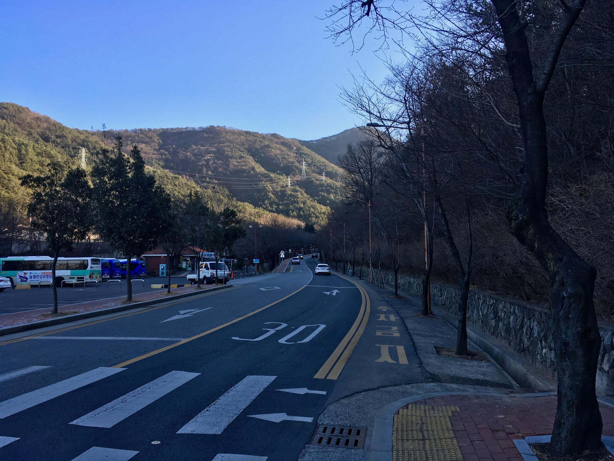 🇰🇷 Daegu, South Korea, january 2019.