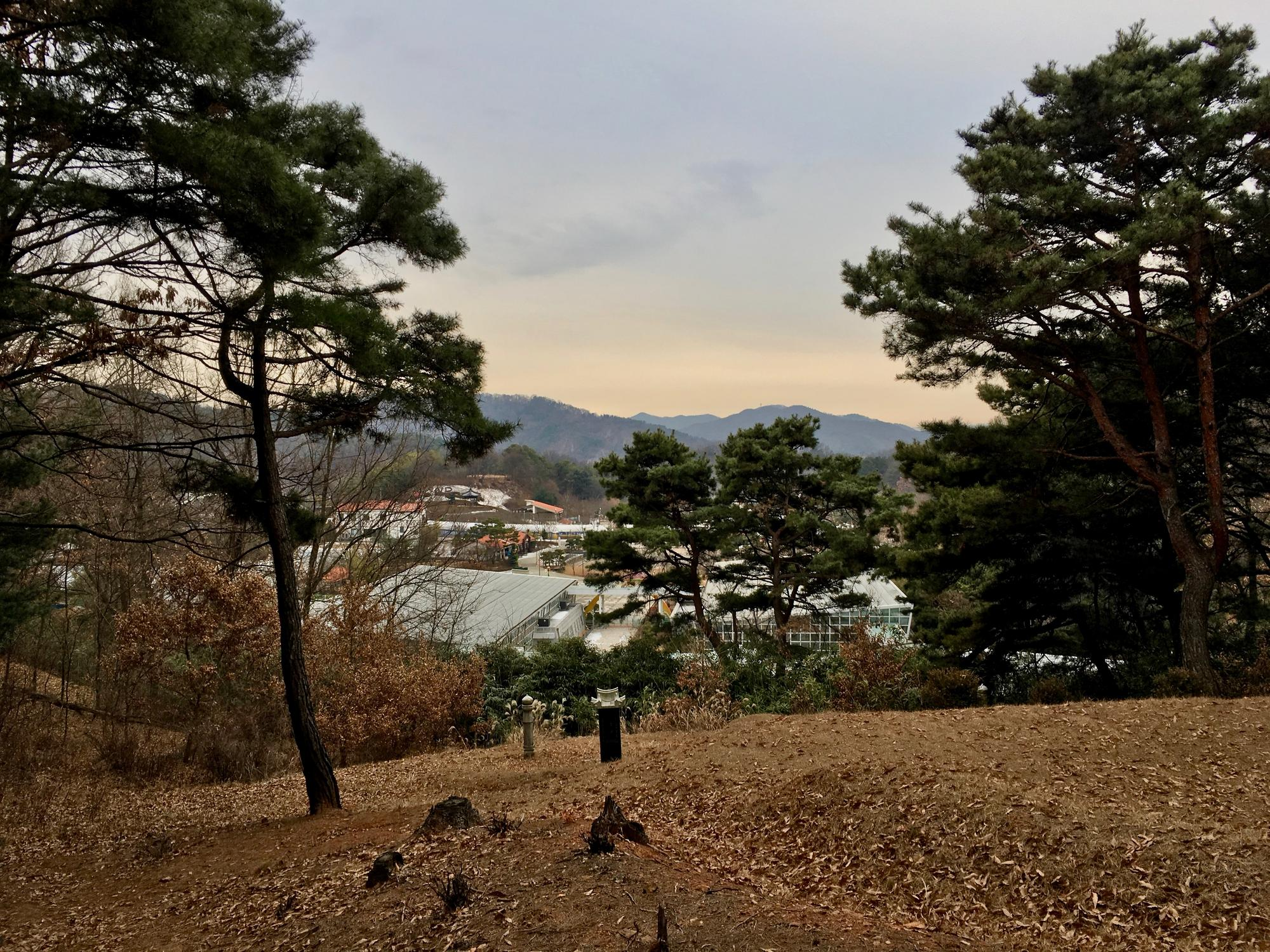 🇰🇷 Daejeon, South Korea, january 2019.