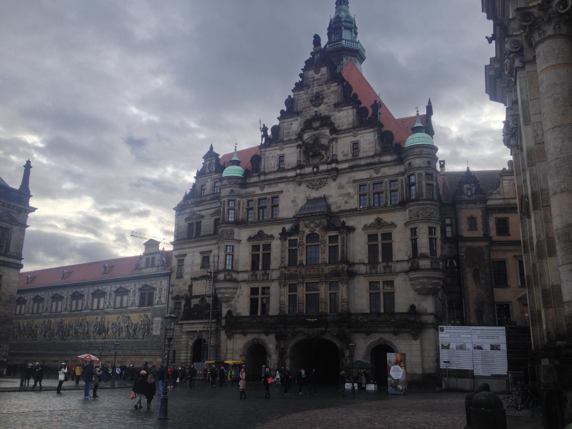 🇩🇪 Дрезден, Германия, декабрь 2015.