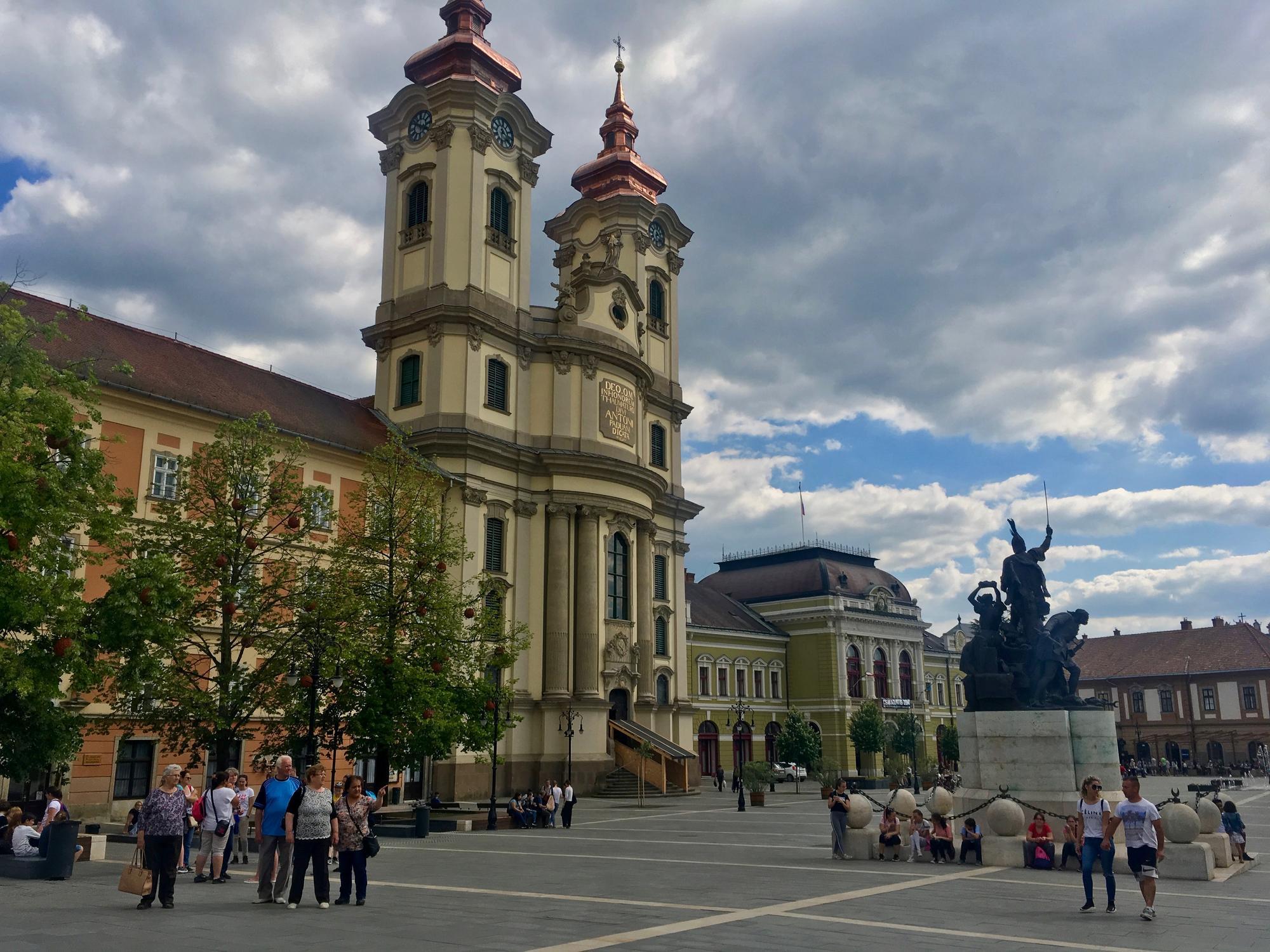 🇭🇺 Эгер, Венгрия, июнь 2019.