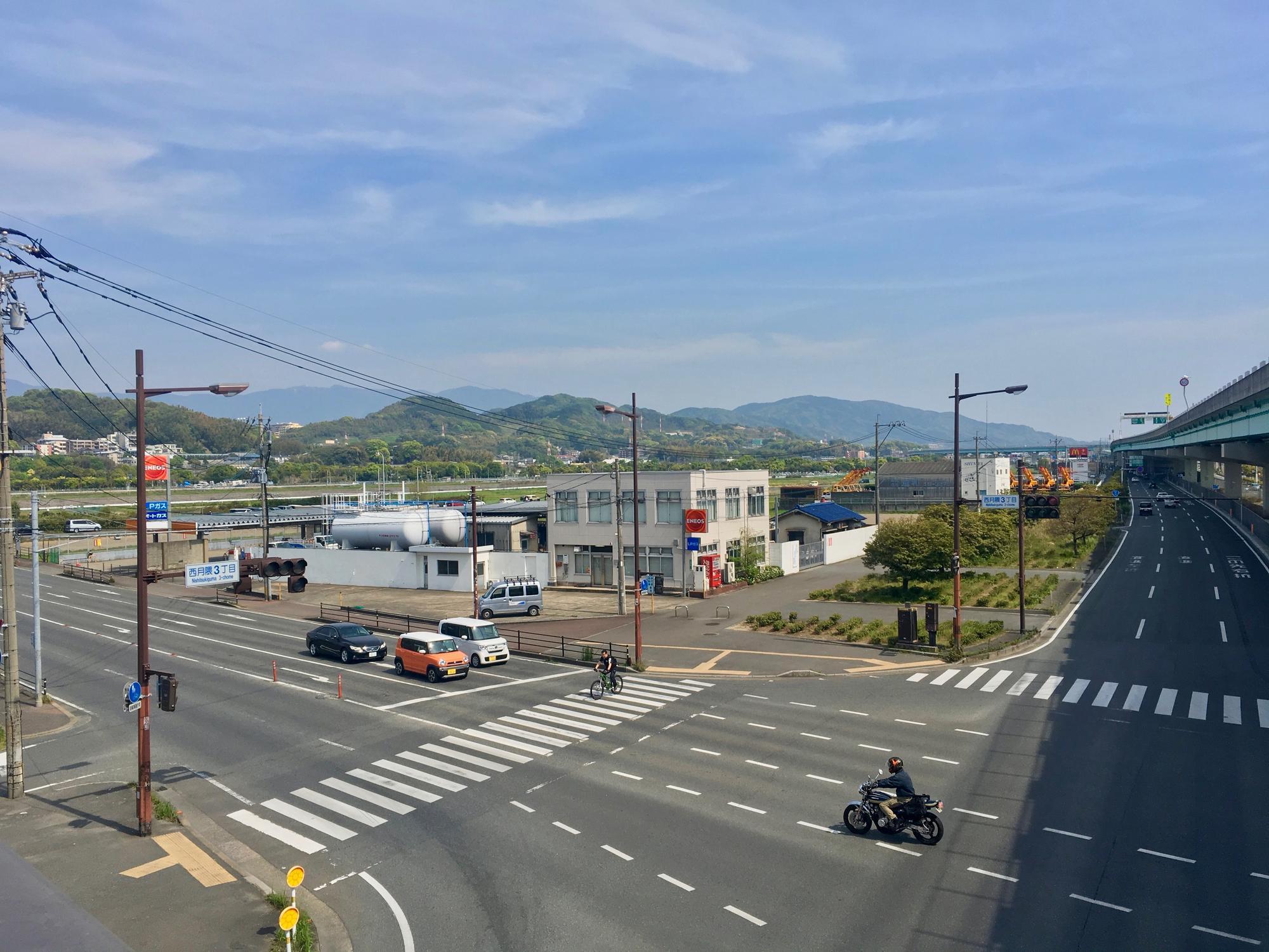 🇯🇵 Fukuoka, Japan, april 2019.