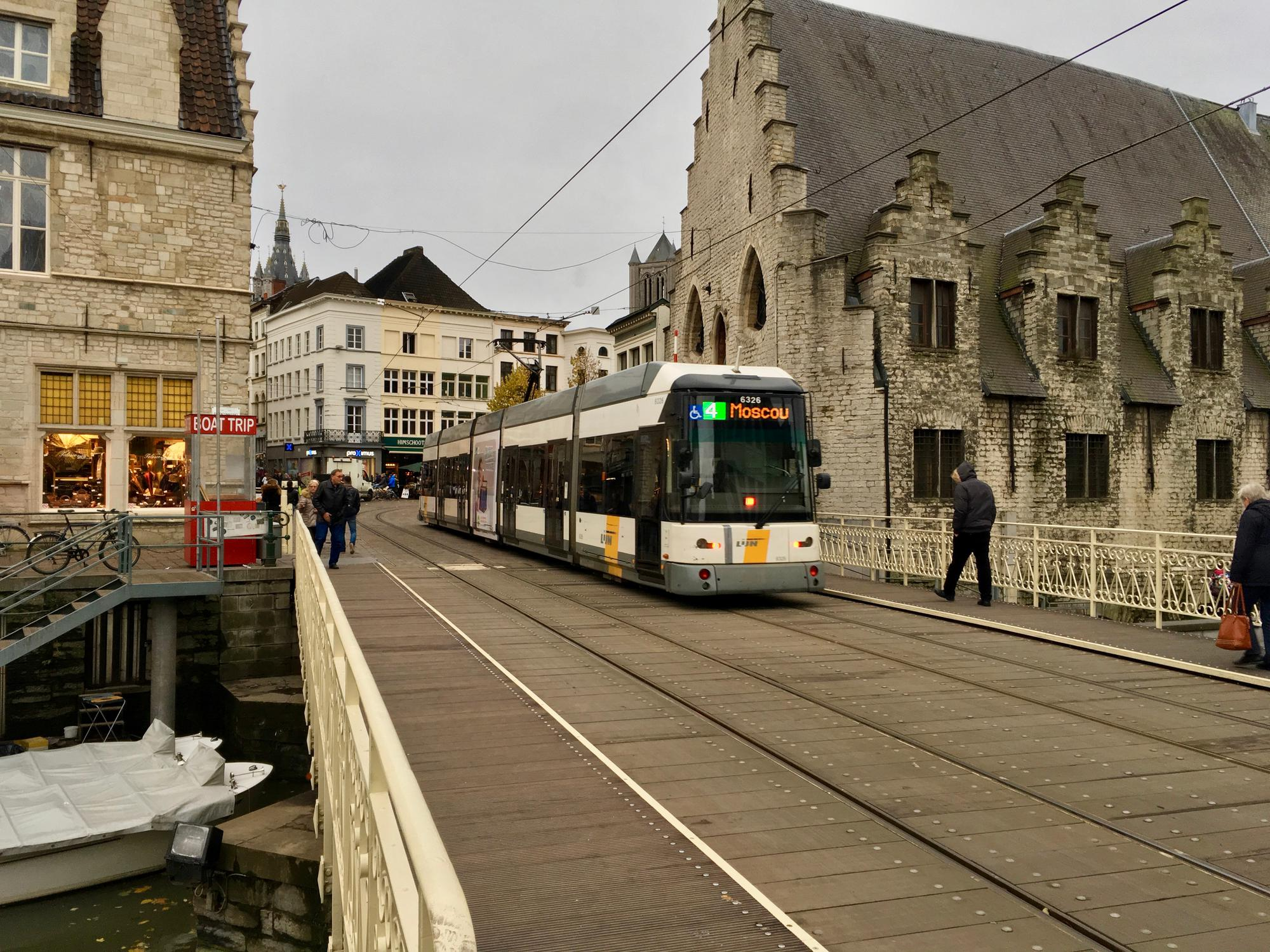 🇧🇪 Ghent, Belgium, november 2016.