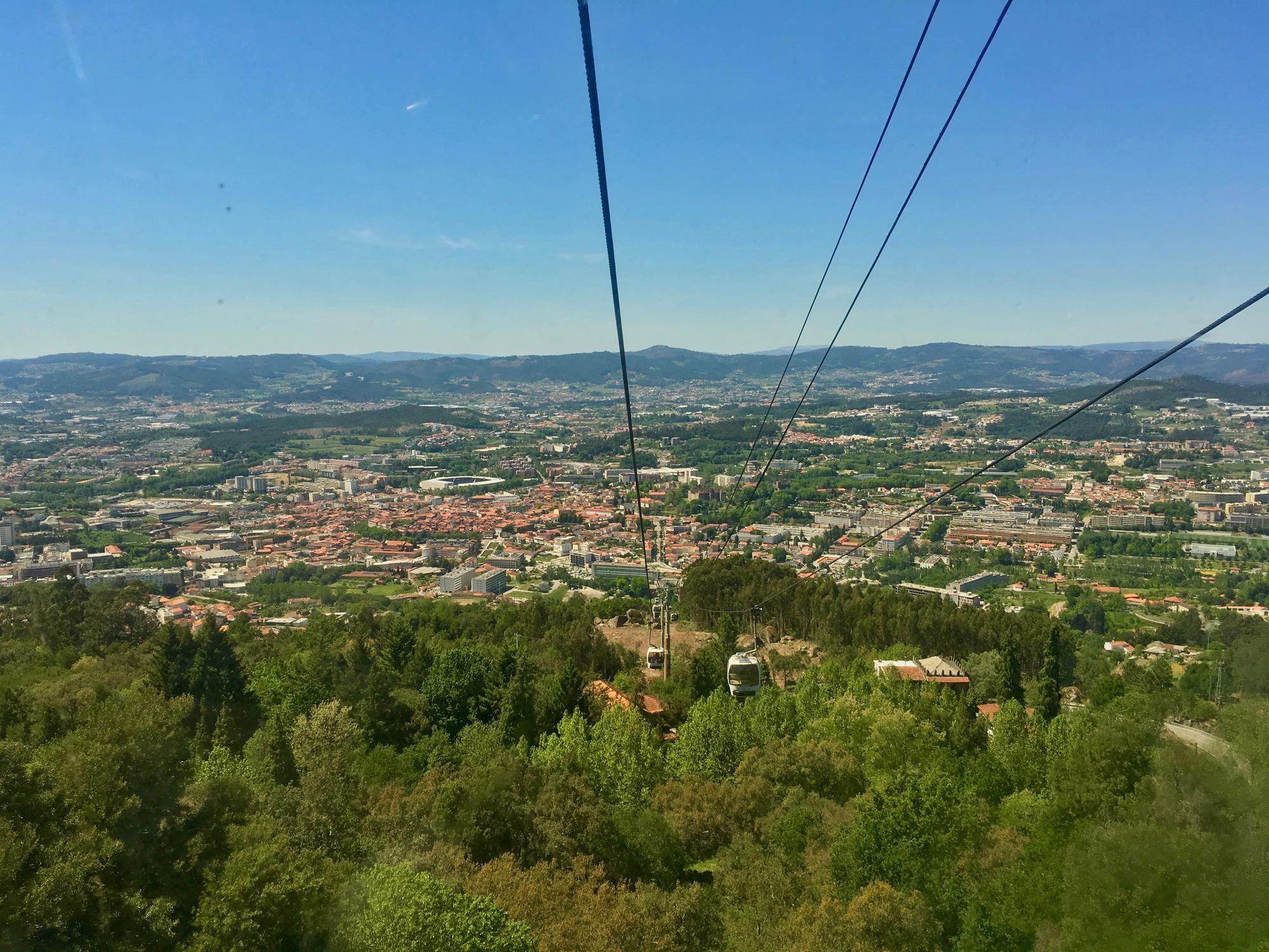 🇵🇹 Гимарайнш, Португалия, май 2019.