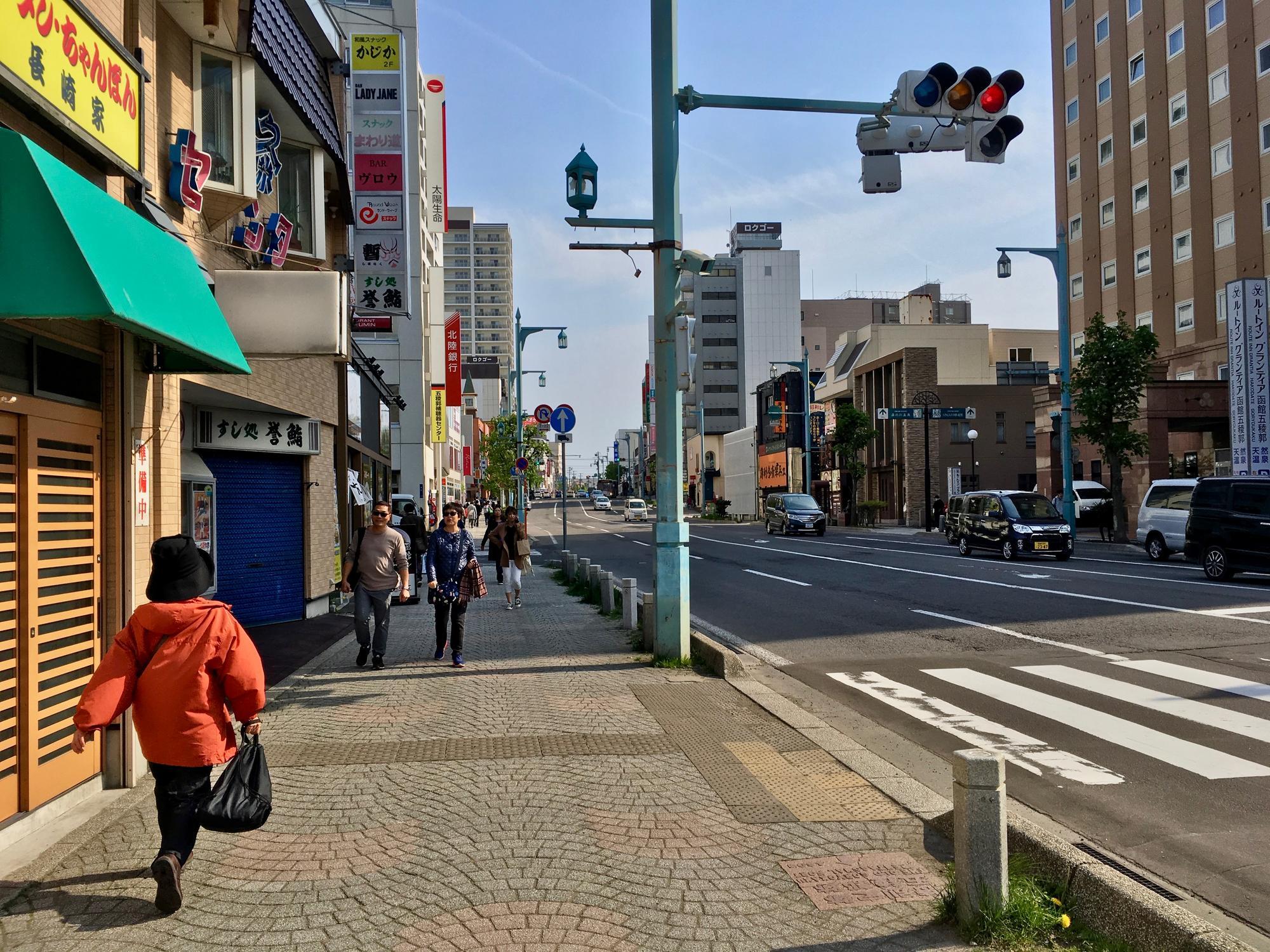 🇯🇵 Хакодате, Япония, май 2018.