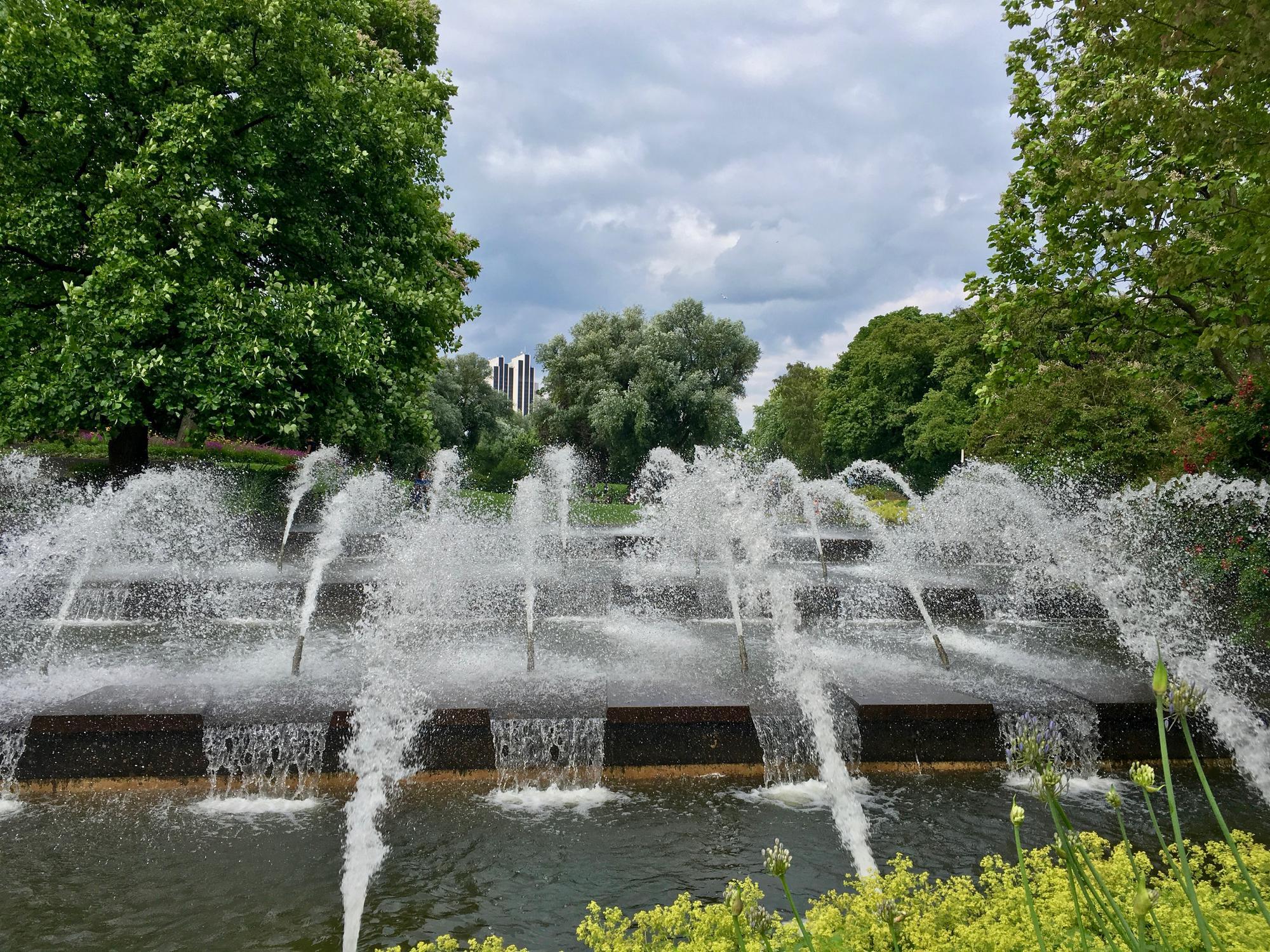 🇩🇪 Гамбург, Германия, июль 2016.