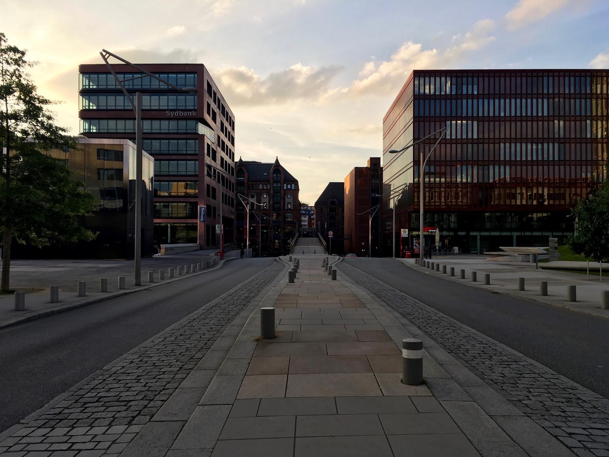 🇩🇪 Hamburg, Germany, july 2016.