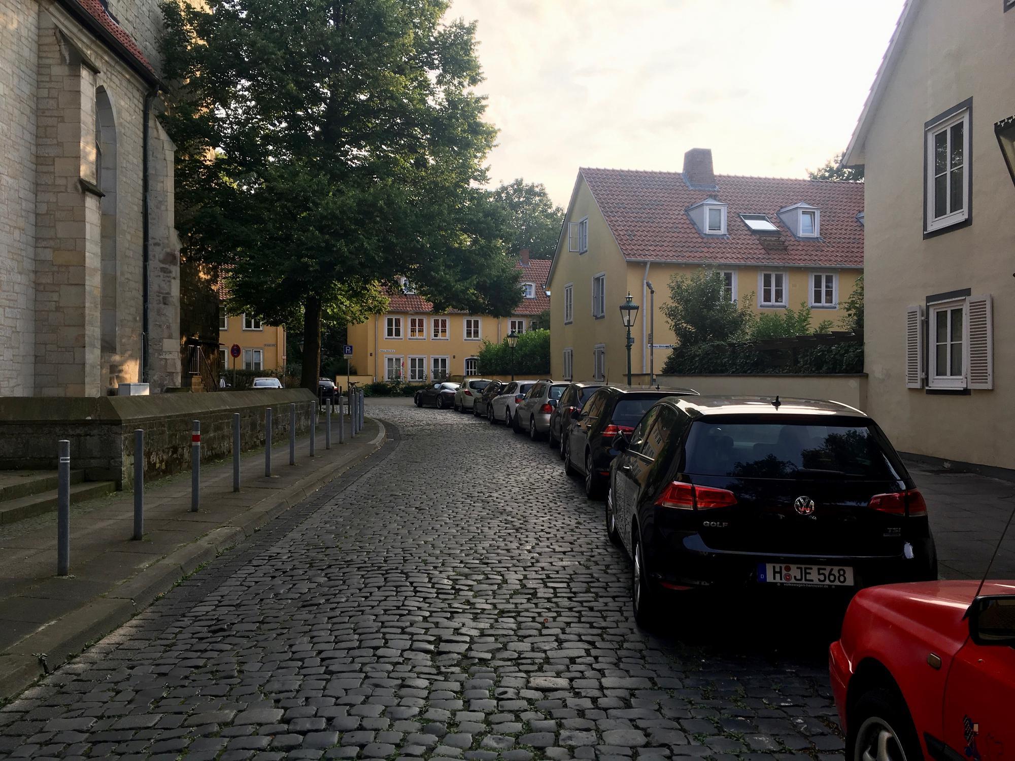🇩🇪 Ганновер, Германия, июль 2017.