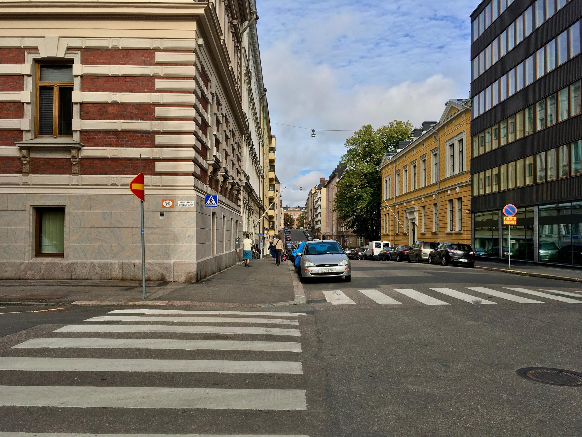 🇫🇮 Хельсинки, Финляндия, сентябрь 2016.