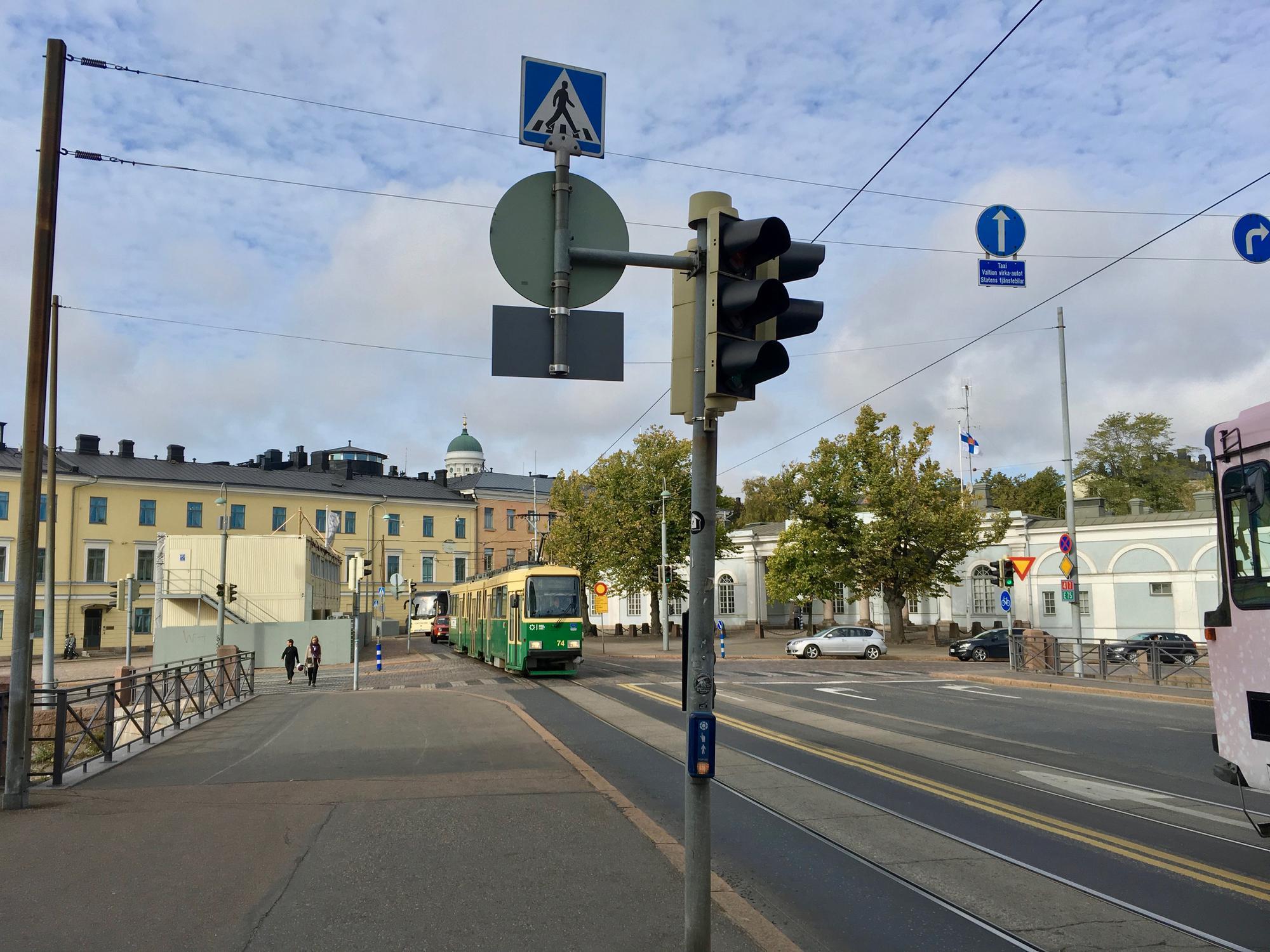 🇫🇮 Helsinki, Finland, september 2016.