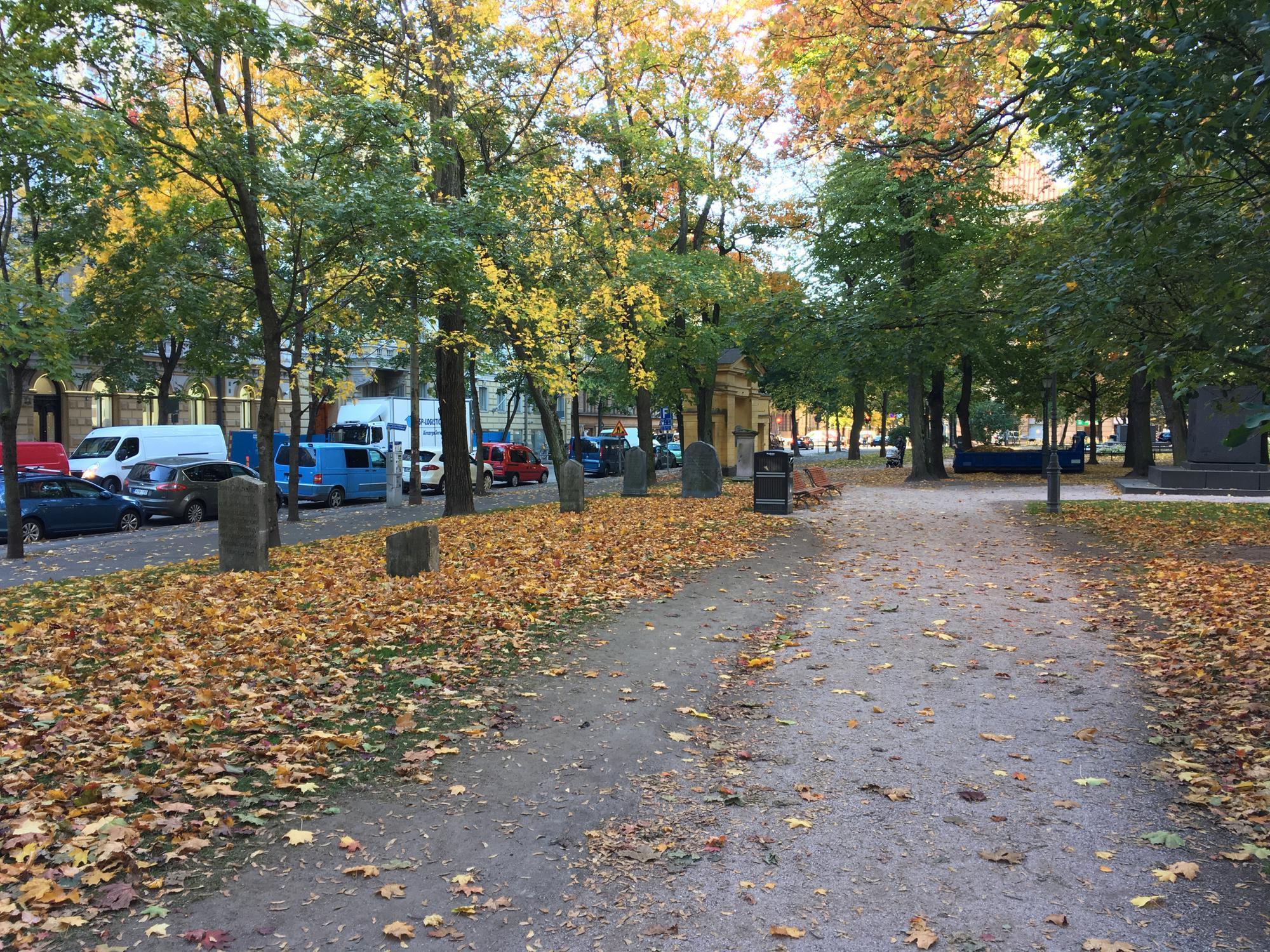 🇫🇮 Helsinki, Finland, october 2016.