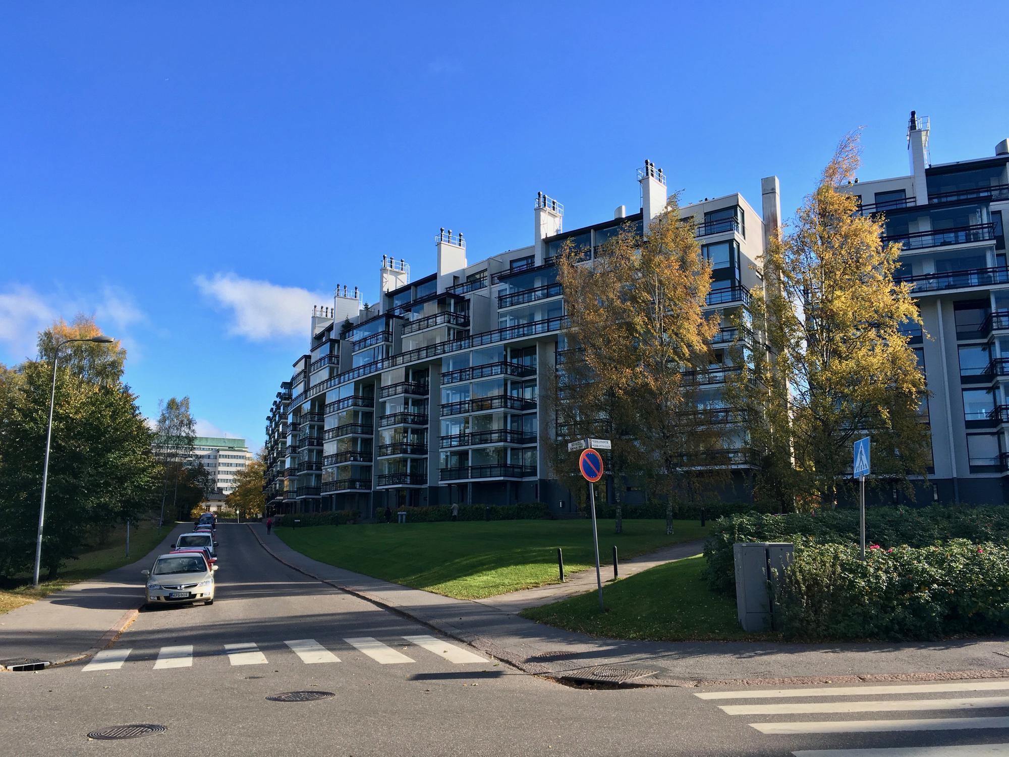 🇫🇮 Хельсинки, Финляндия, октябрь 2016.