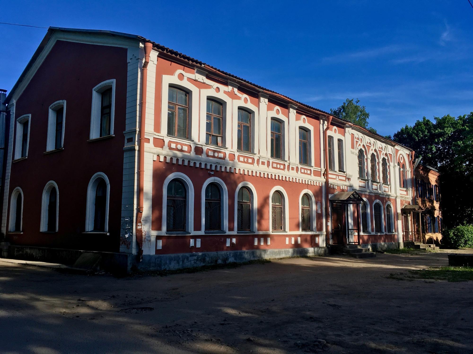 🇷🇺 Ивангород, Россия, май 2018.