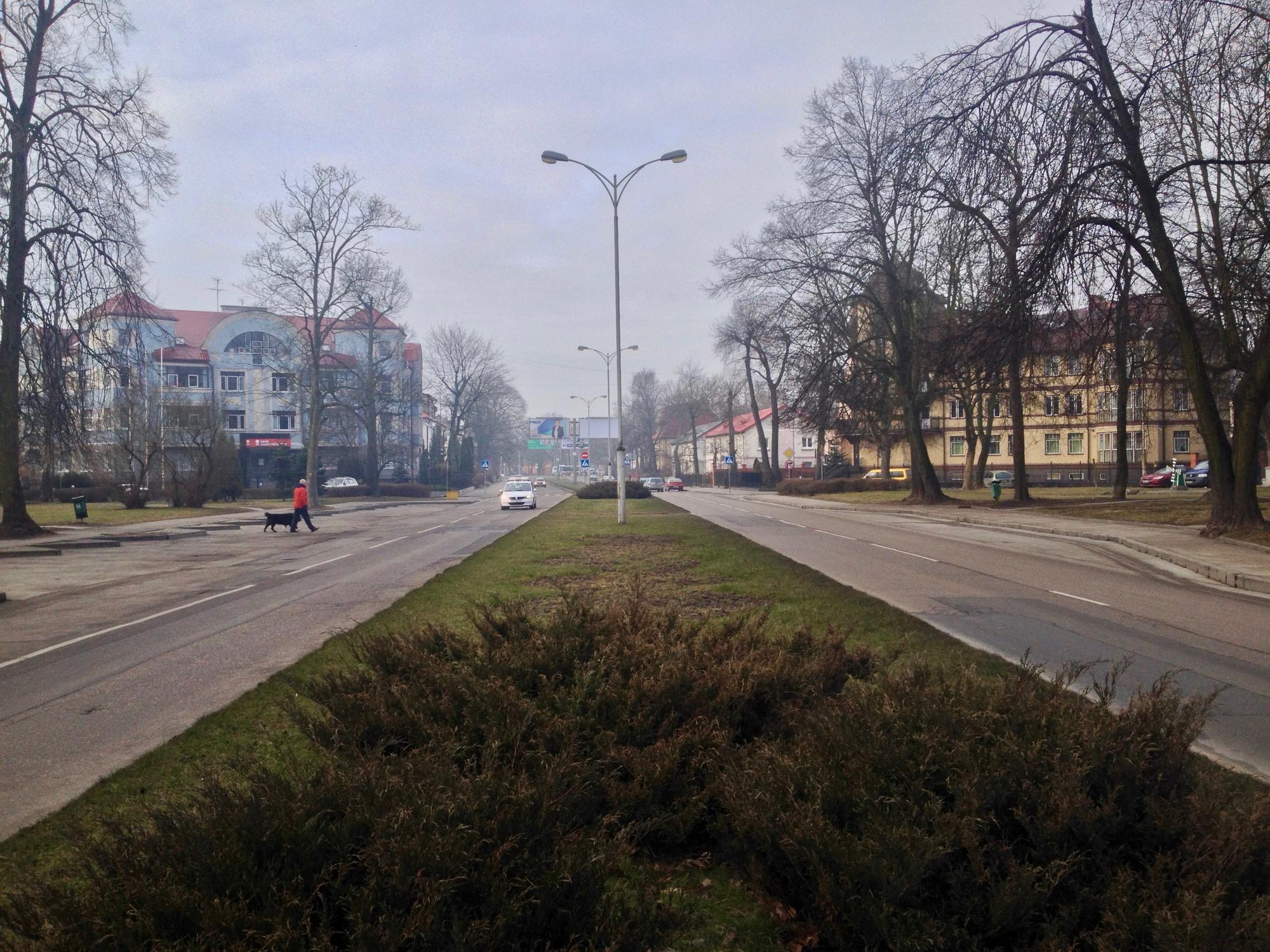 🇷🇺 Калининград, Россия, февраль 2015.