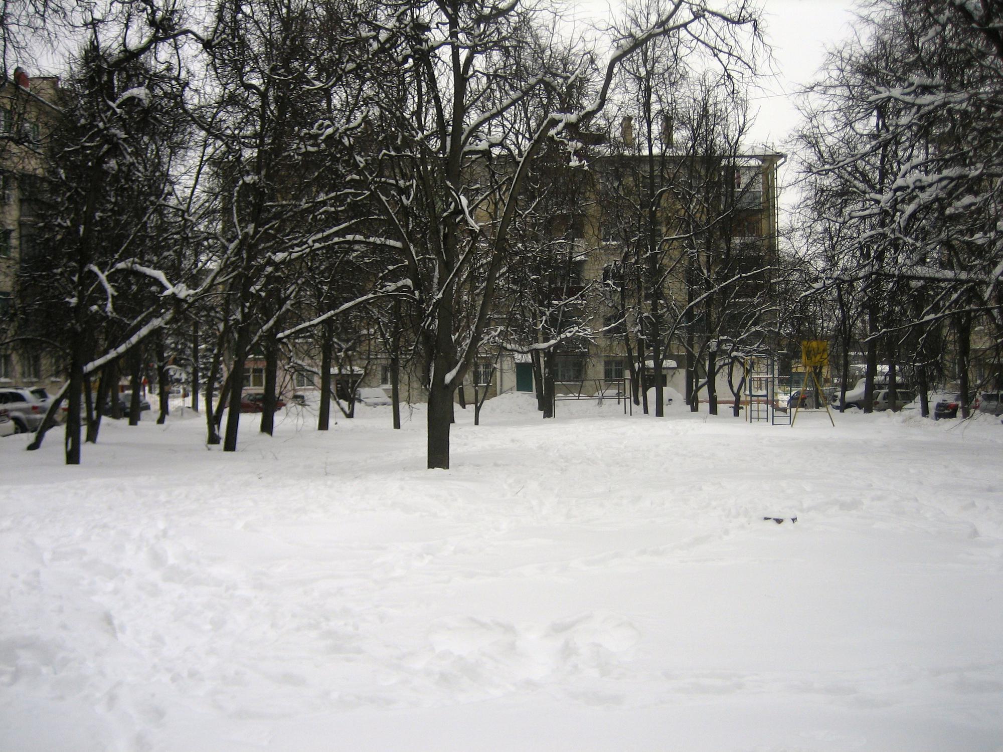 🇷🇺 Калуга, Россия, январь 2013.