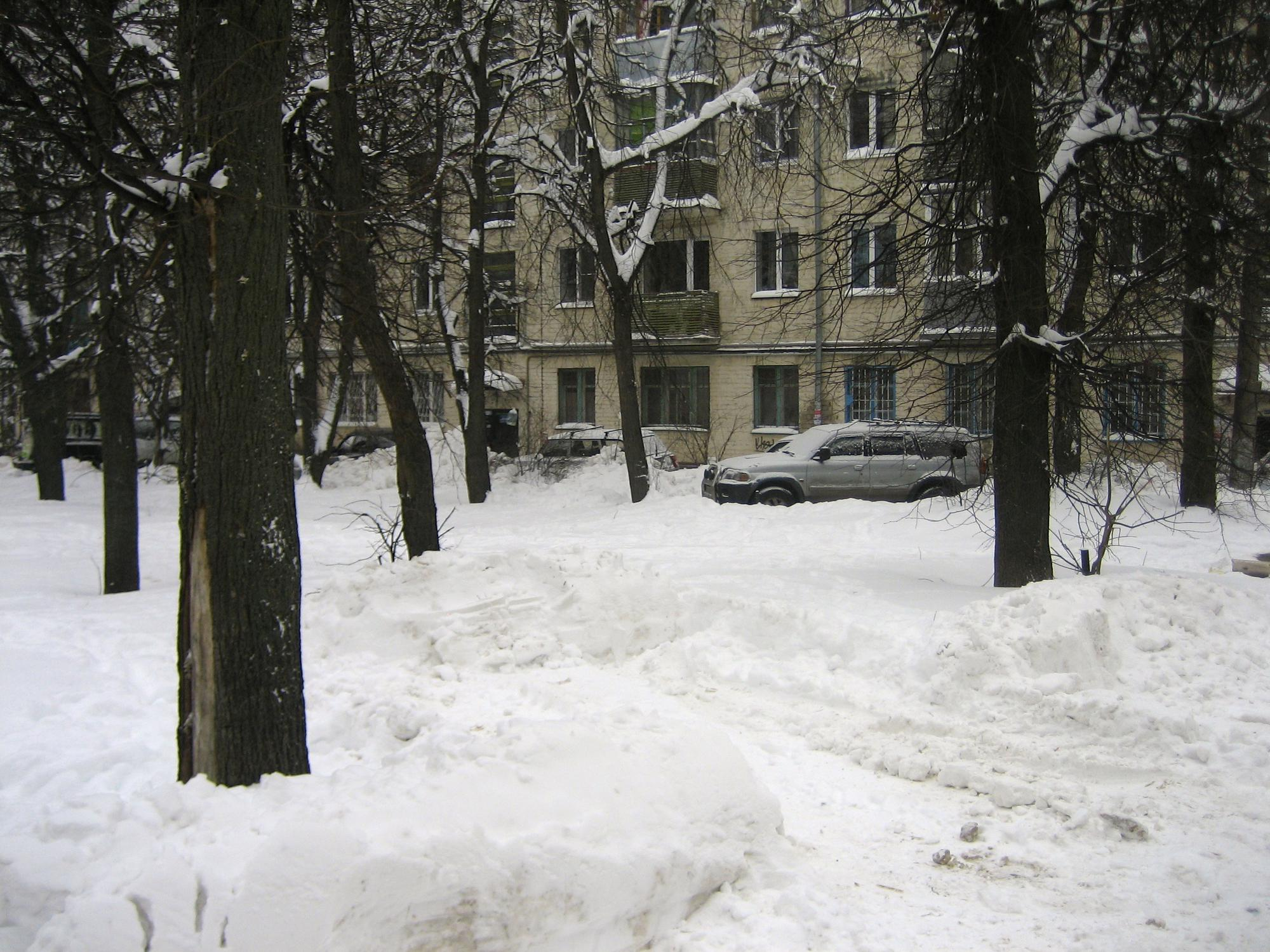 🇷🇺 Kaluga, Russia, january 2013.