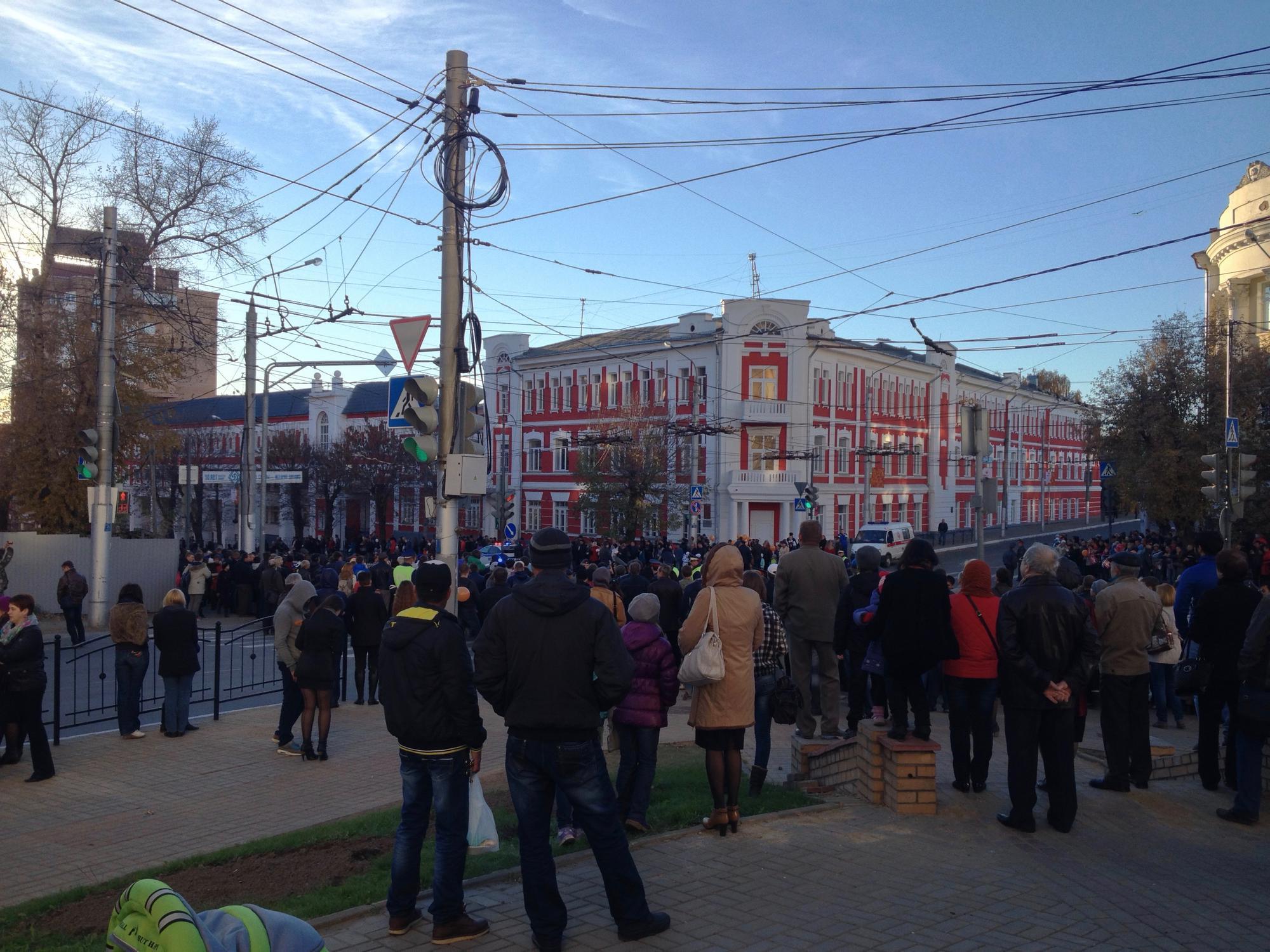 🇷🇺 Калуга, Россия, октябрь 2013.