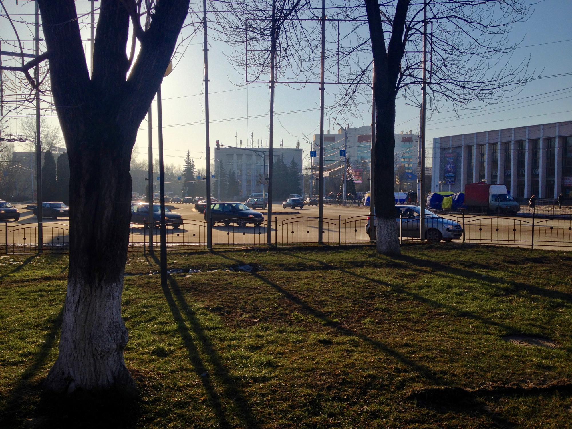 🇷🇺 Калуга, Россия, декабрь 2013.