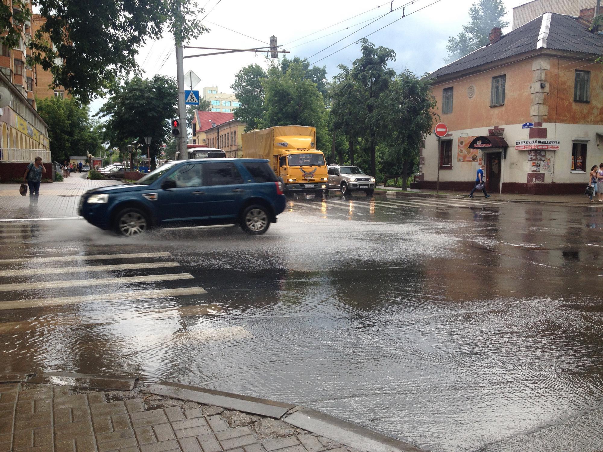 🇷🇺 Kaluga, Russia, june 2014.