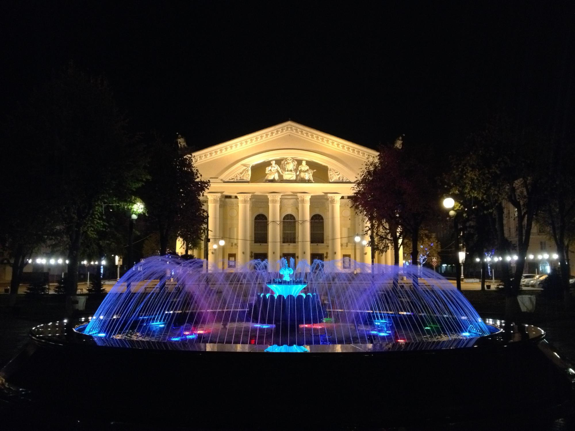 🇷🇺 Калуга, Россия, октябрь 2014.