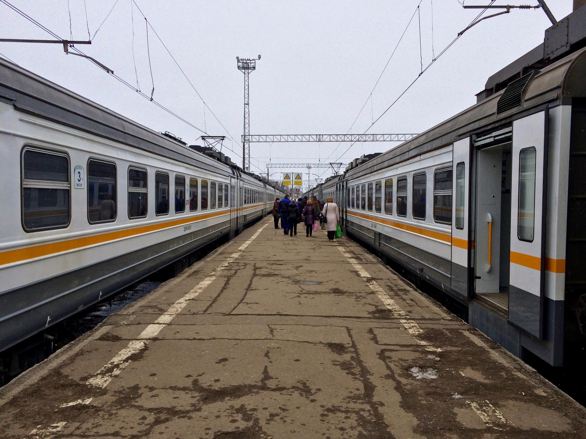 🇷🇺 Калуга, Россия, март 2016.