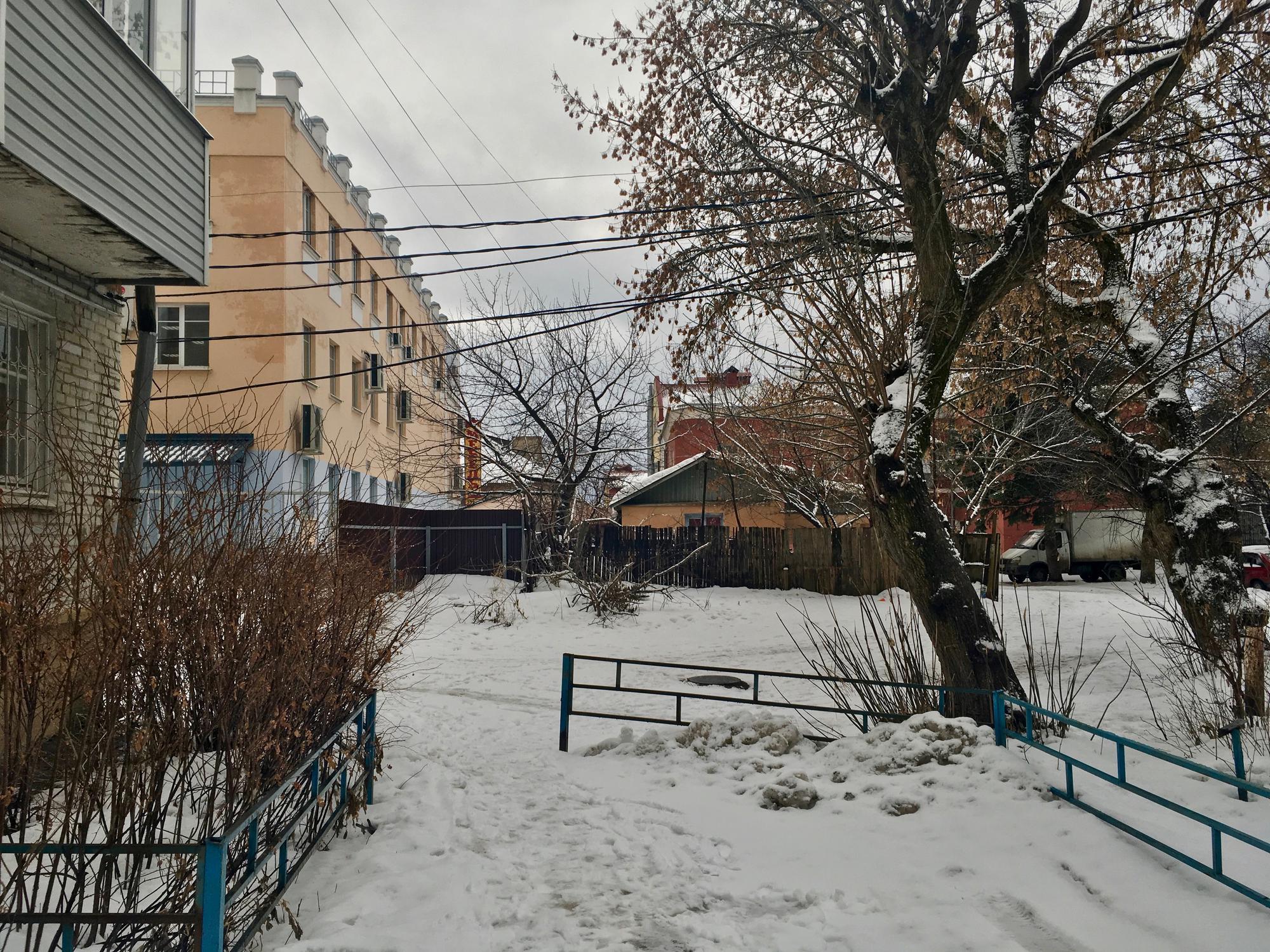🇷🇺 Калуга, Россия, февраль 2017.