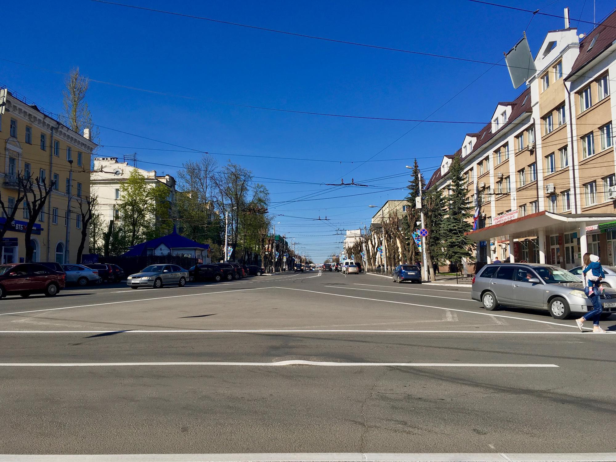 🇷🇺 Калуга, Россия, апрель 2017.