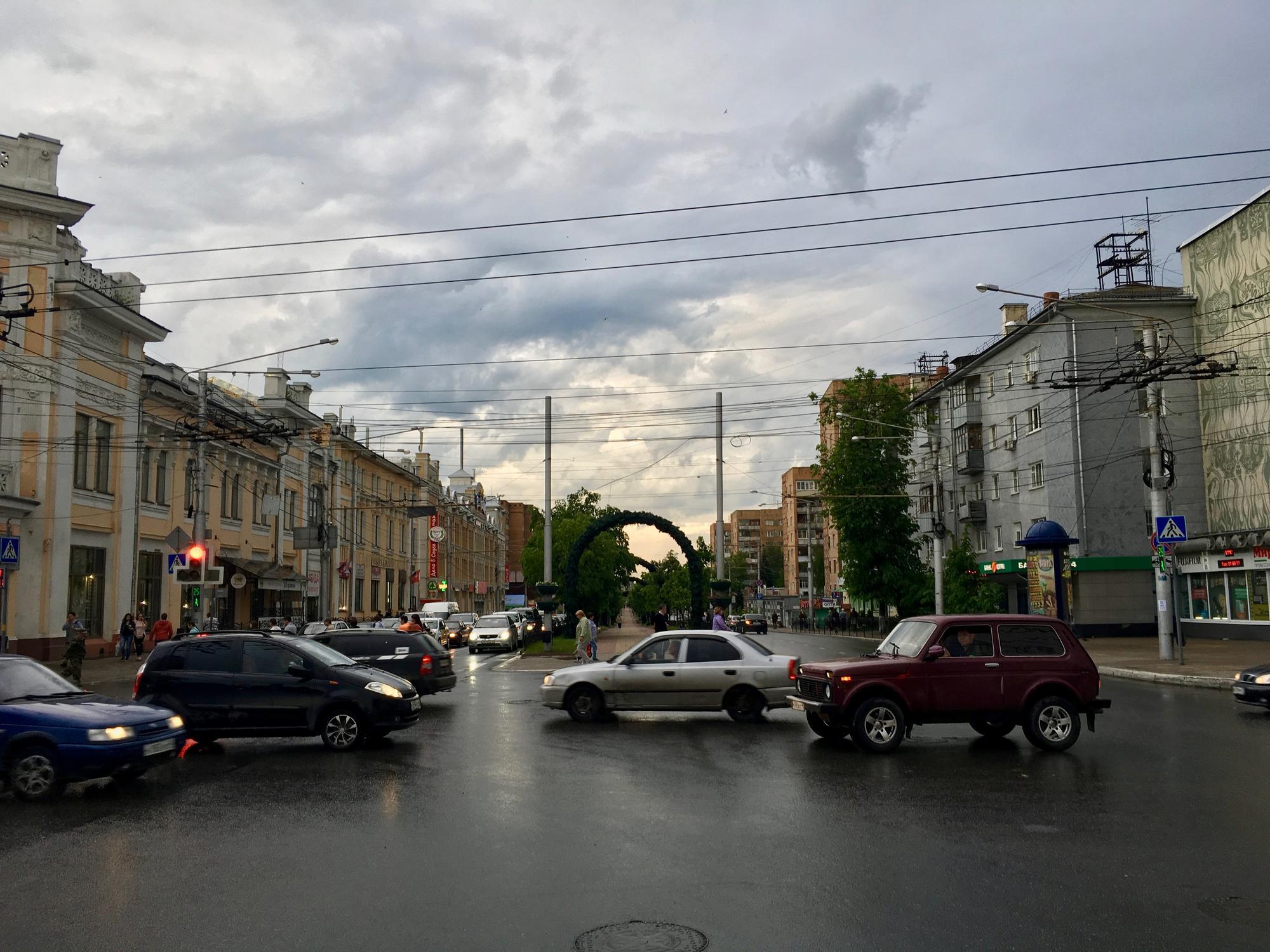 🇷🇺 Калуга, Россия, май 2017.