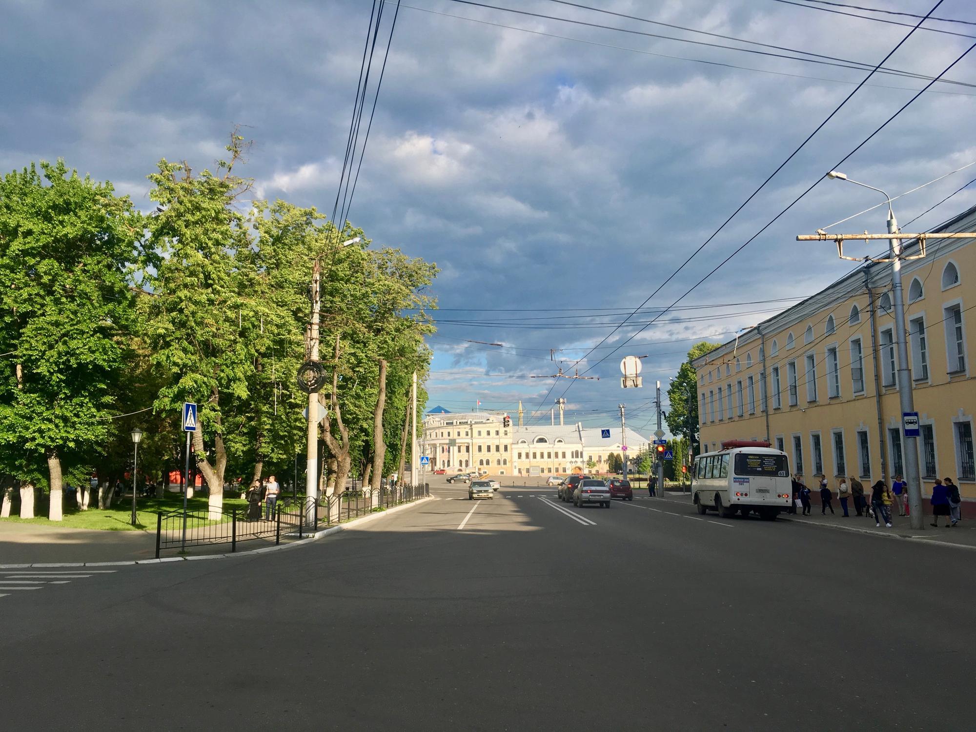 🇷🇺 Kaluga, Russia, may 2017.